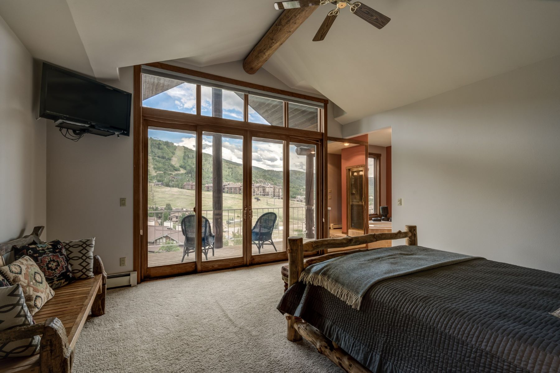 Additional photo for property listing at The Sunday House 1770 River Queen Lane Steamboat Springs, Colorado 80487 États-Unis