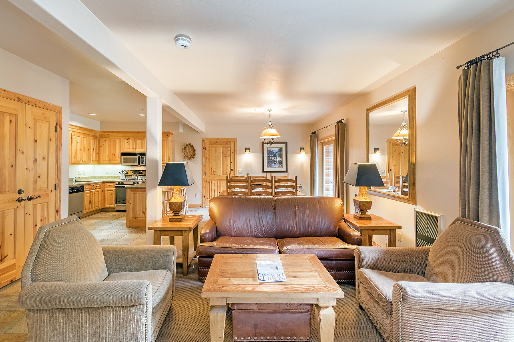 Appartement en copropriété pour l Vente à 4114/4116 Mountain Lodge 457 Mountain Village Blvd, Summit Suite 4114/4116, Telluride, Colorado, 81435 États-Unis