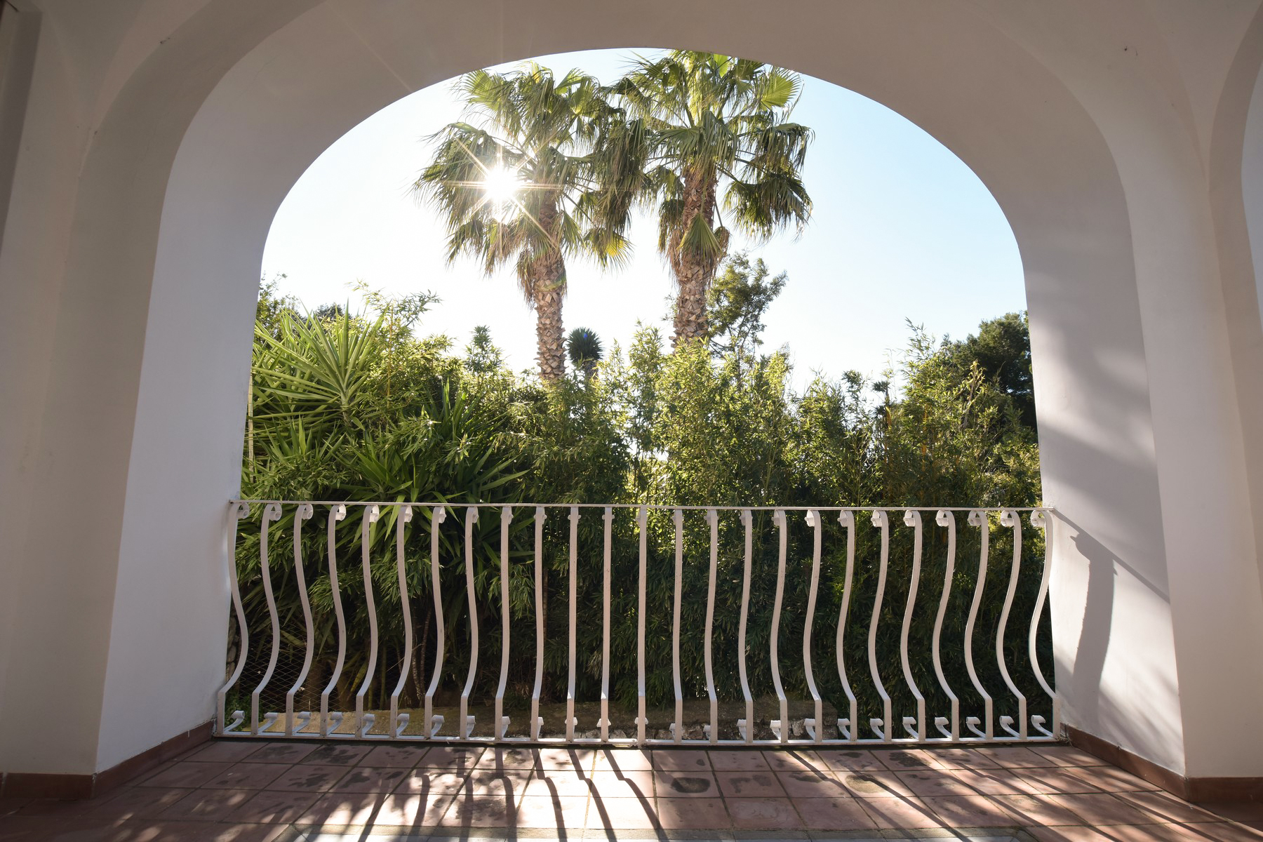 Einfamilienhaus für Verkauf beim Beautiful house with garden Capri, Naples Italien