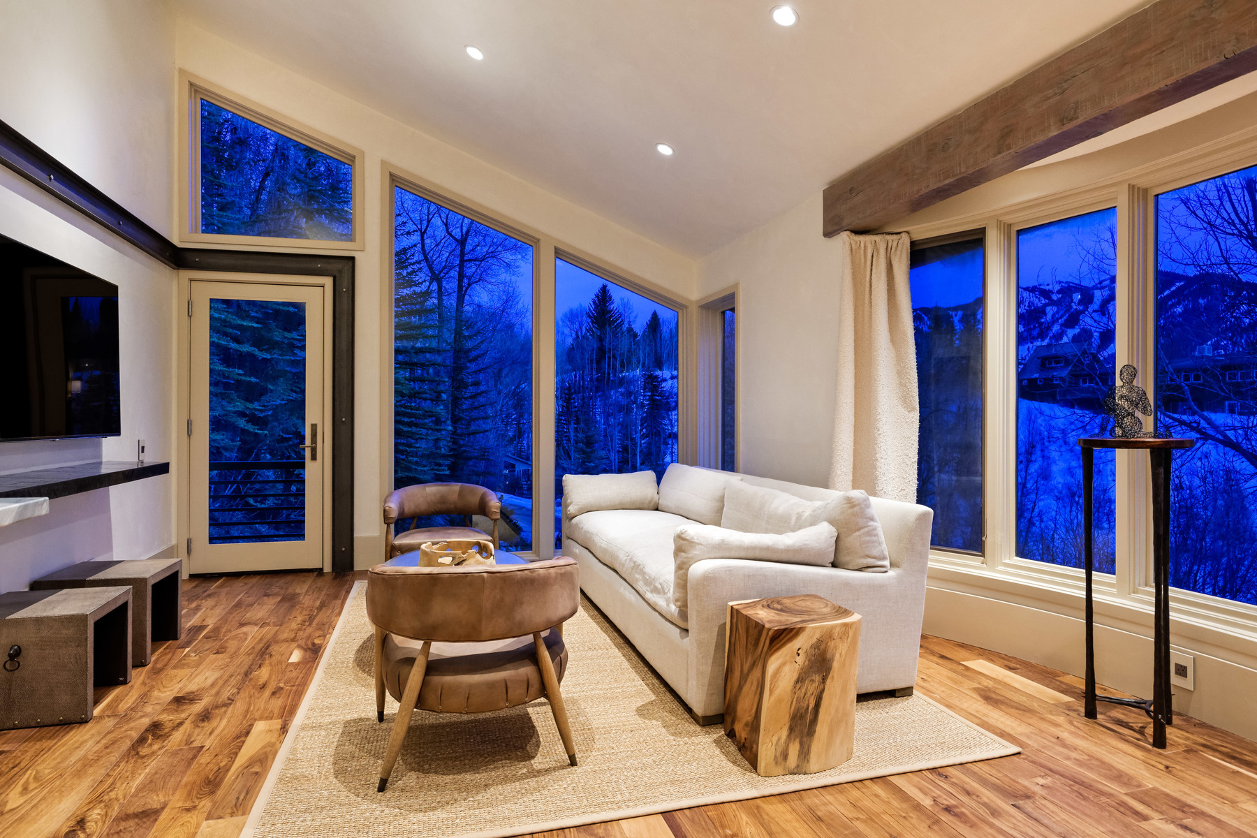 Additional photo for property listing at Red Mountain Retreat 153 Herron Hollow Road Aspen, Colorado 81611 United States