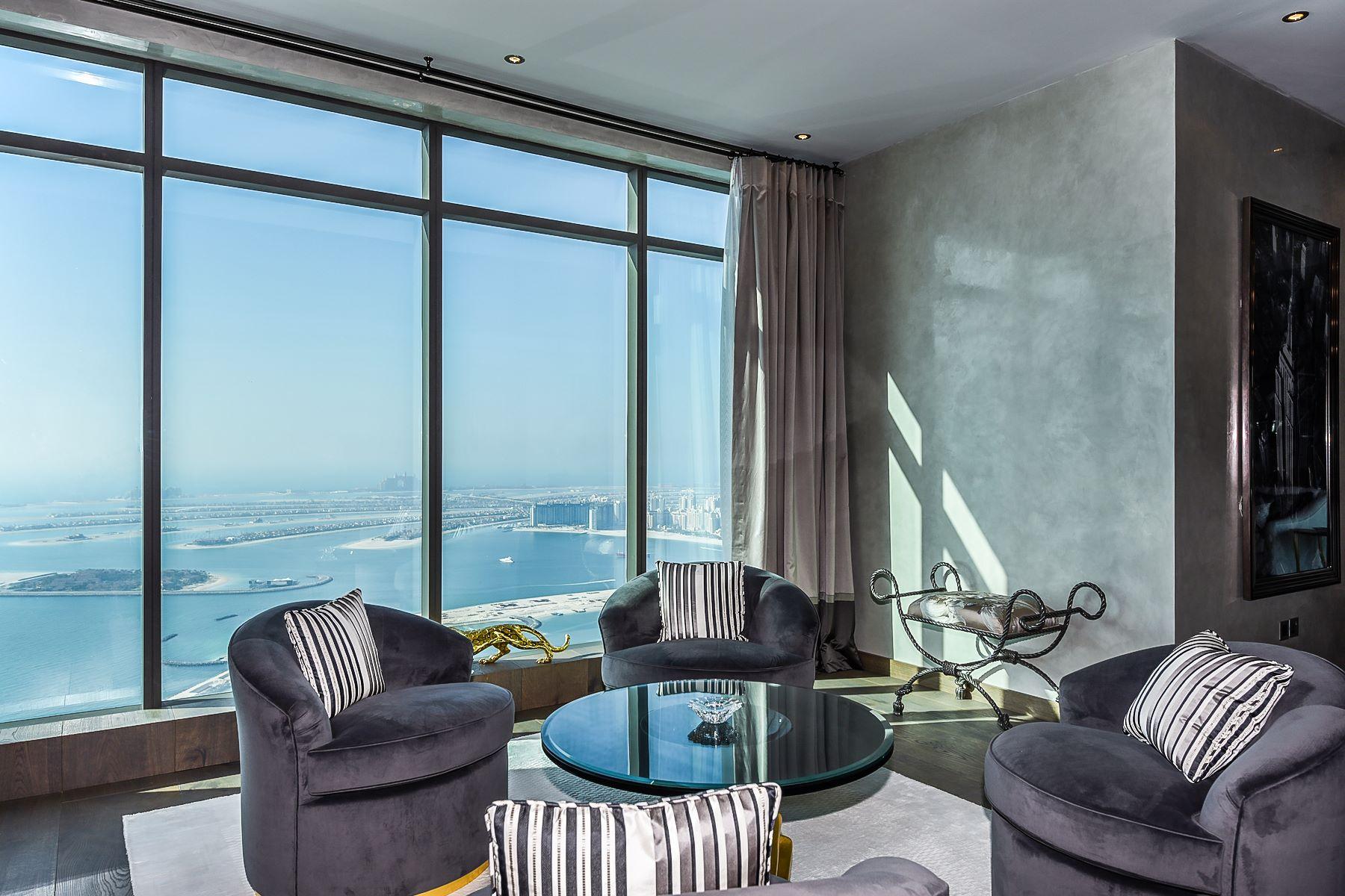 Квартира для того Продажа на Emirates Crown Penthouse Dubai Marina, Dubai, Объединенные Арабские Эмираты