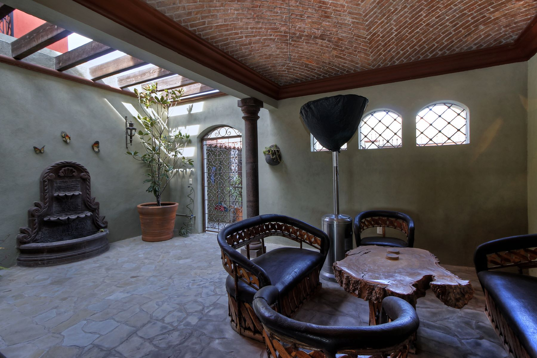 Additional photo for property listing at Casa San Miguelito Los Frailes, San Miguel De Allende, Guanajuato Mexico