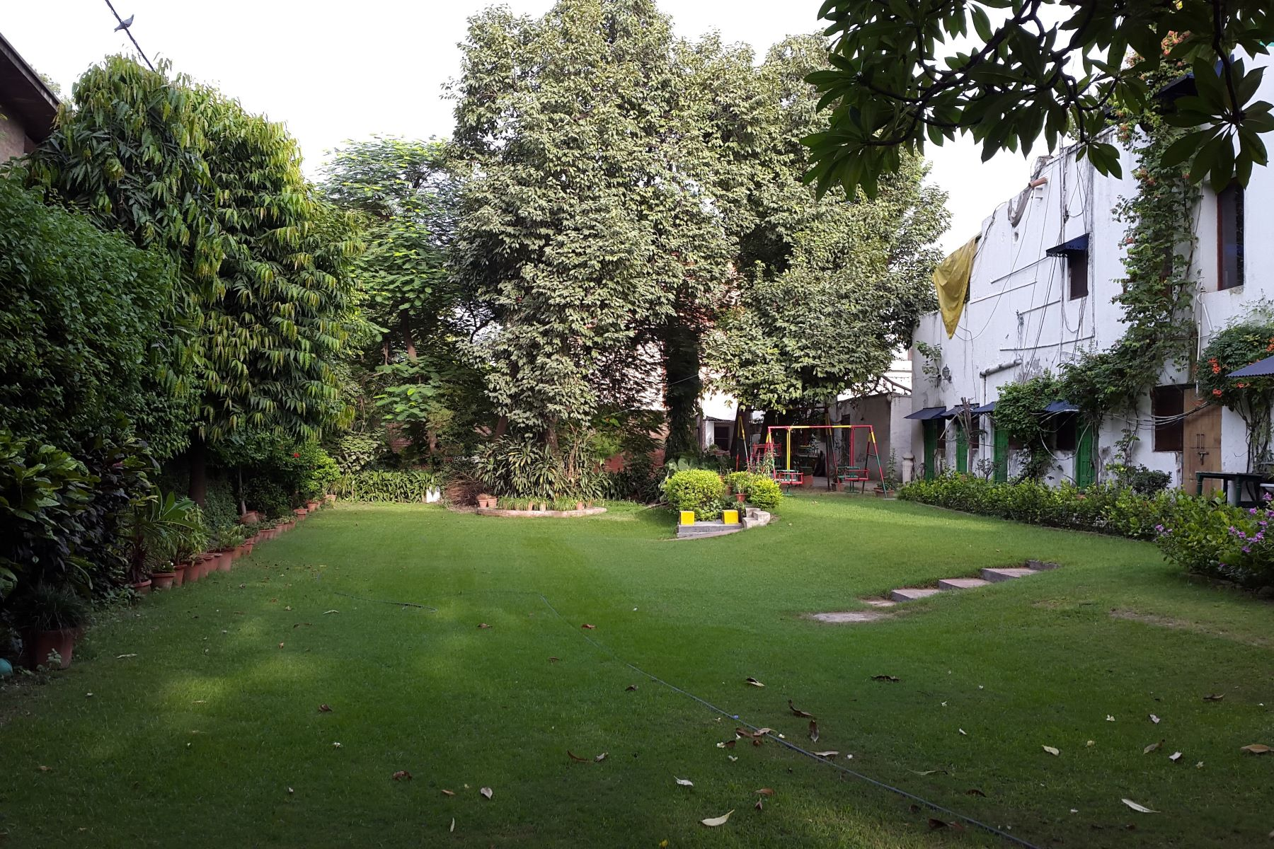 Multi-Family Home for Sale at Civil Lines-Large Bungalow for Redevelopment New Delhi, Delhi, 110054 India