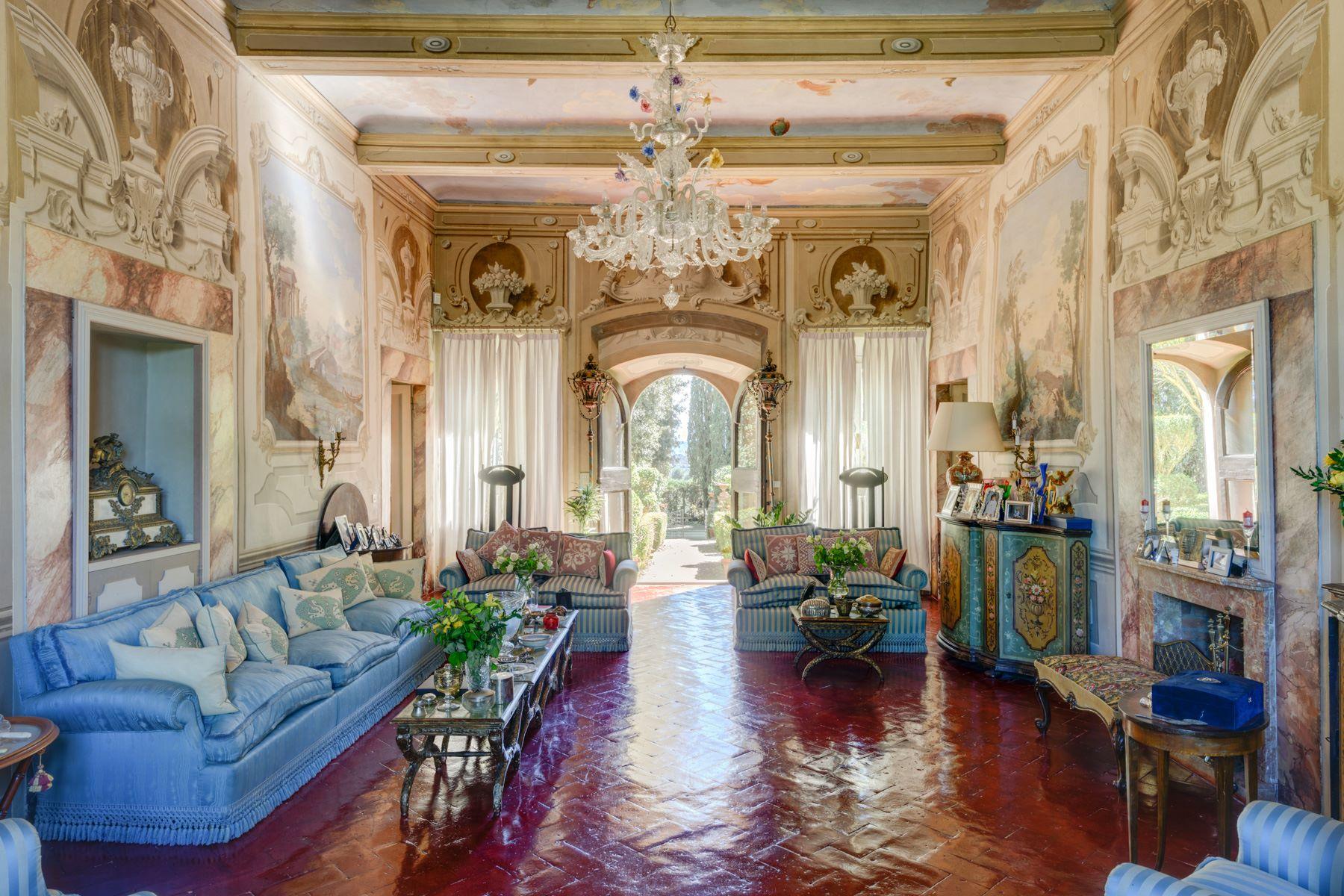 Single Family Home for Sale at Michelangelesque Villa near Florence San Casciano in Val di Pesa San Casciano In Val Di Pesa, Florence 50026 Italy