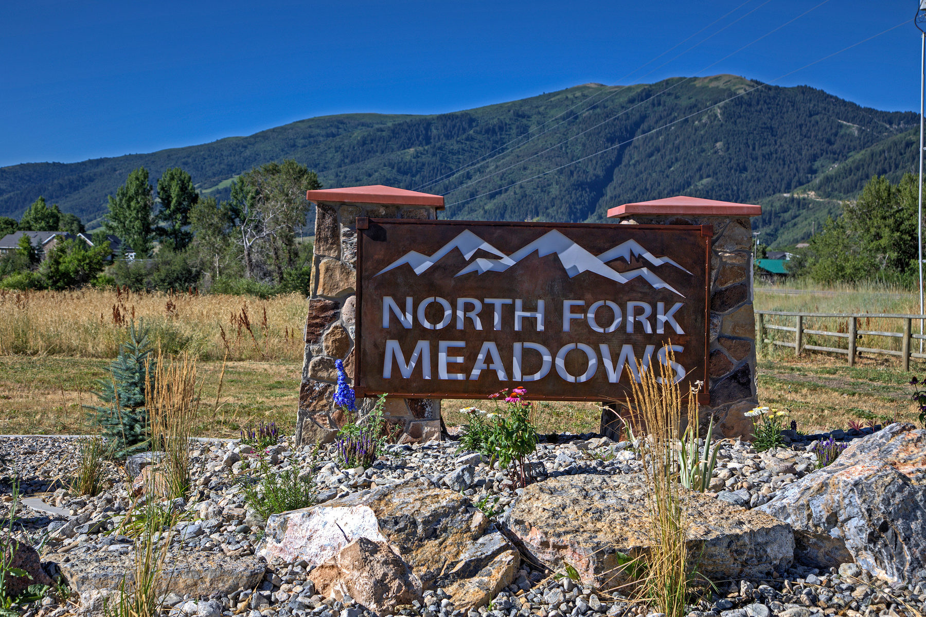 Terreno por un Venta en Build Your Dream Home in Eden Utah 3247 East 5225 North Lot 7 Eden, Utah, 84310 Estados Unidos