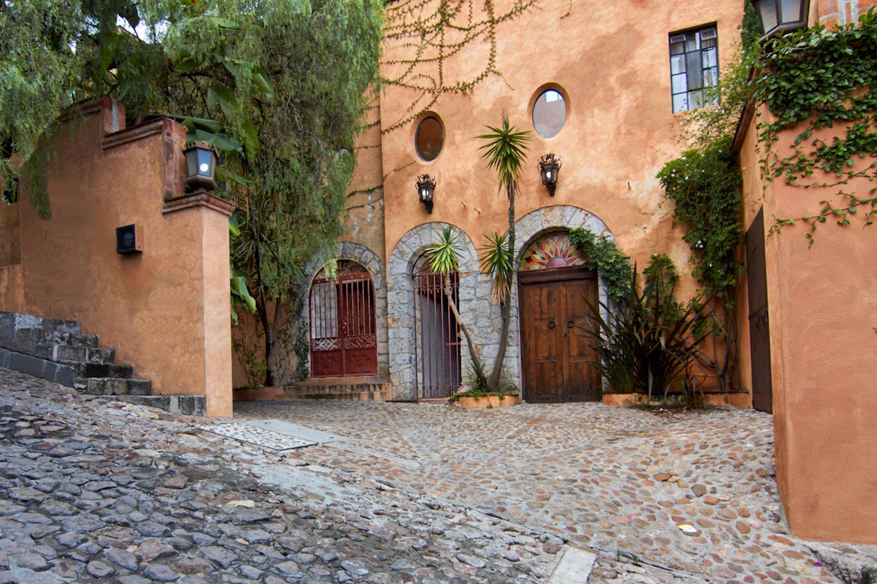 Maison unifamiliale pour l Vente à Casa Panorama Ojo de Agua 19 San Miguel De Allende, Guanajuato, 37777 Mexique