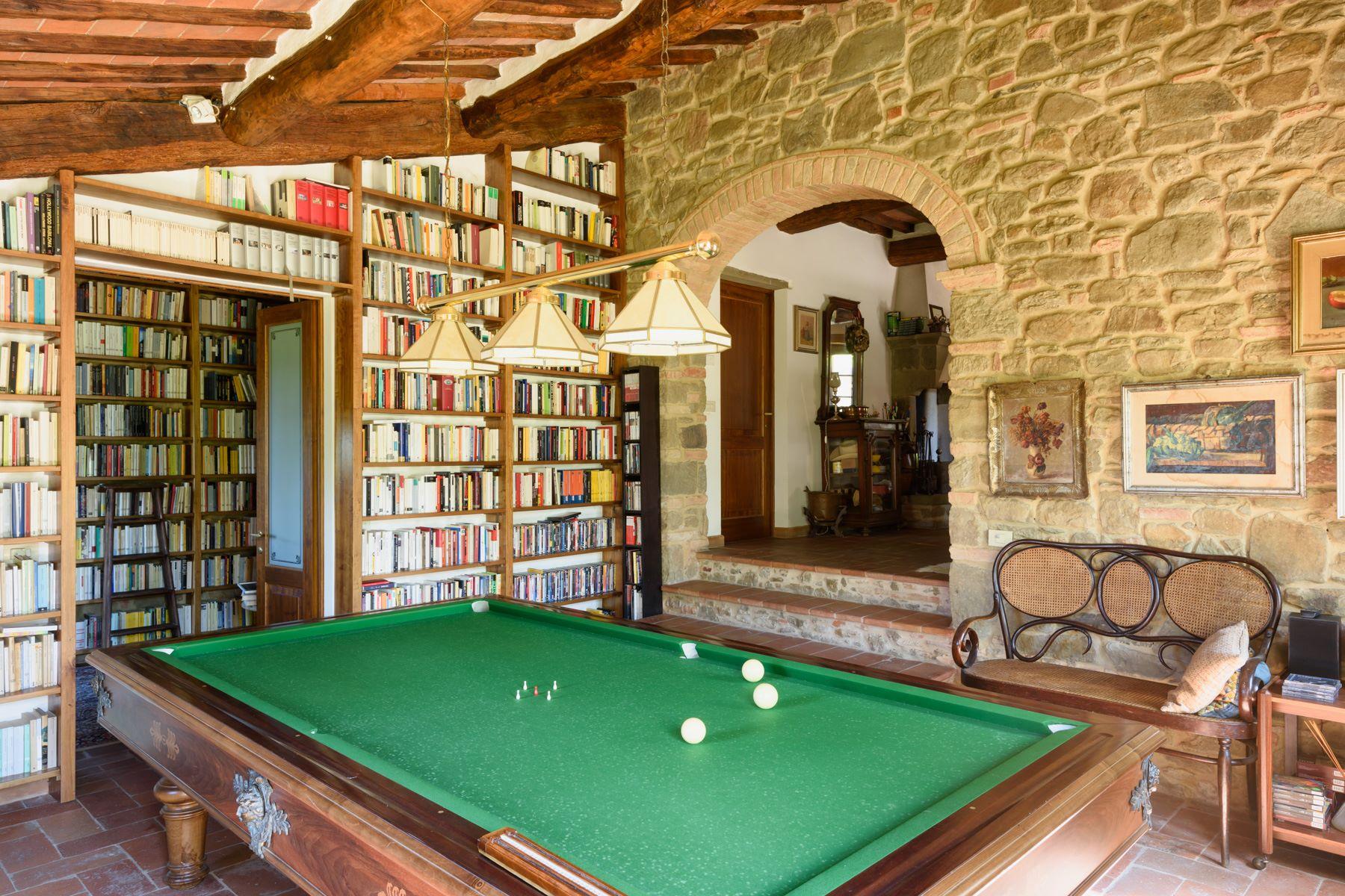 Additional photo for property listing at Charming property near the Castle of Gargonza Monte San Savino, Arezzo Italia