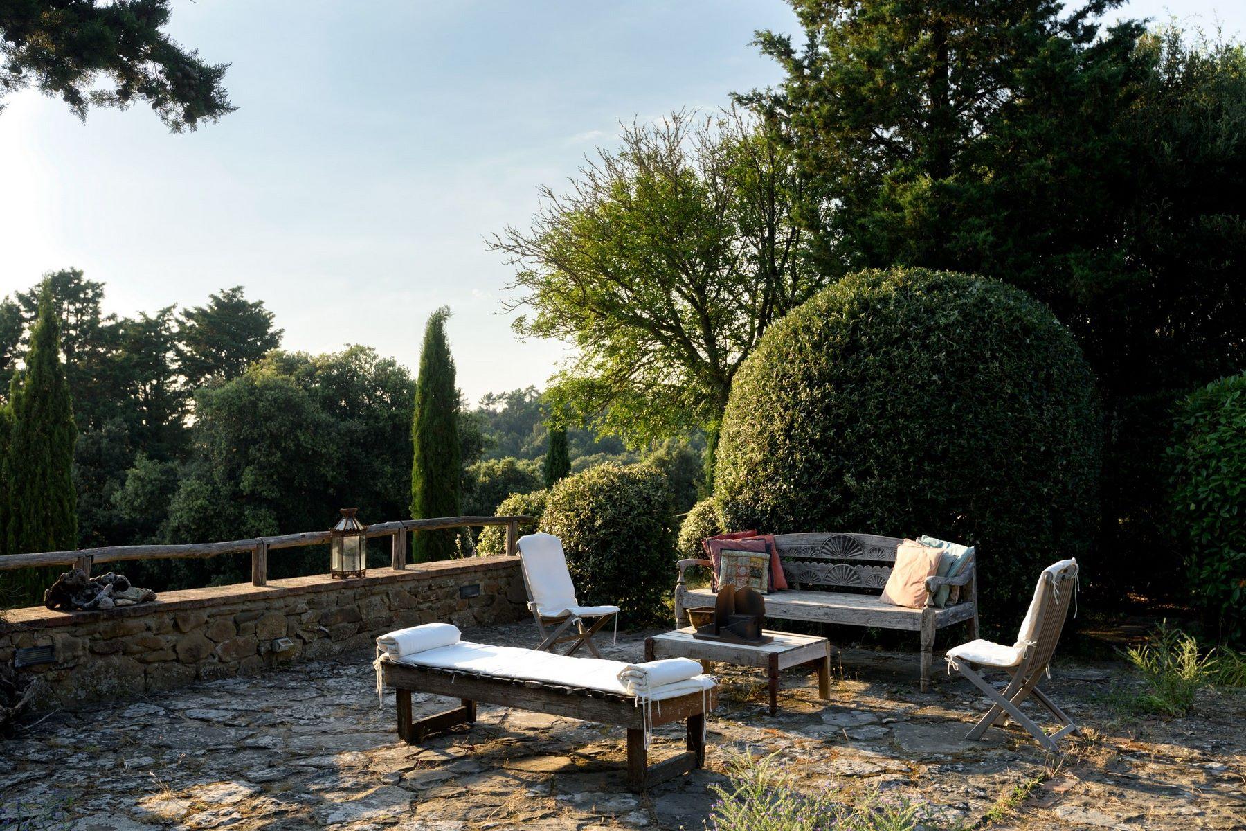 Additional photo for property listing at Siena view - Country retreat Chianti hills Monte San Savino, Arezzo Italien