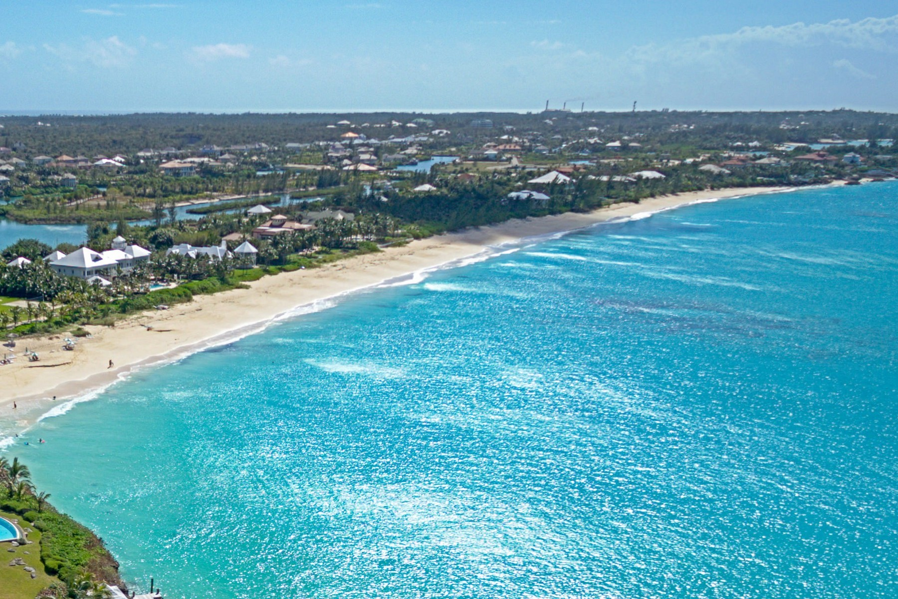 Land for Sale at Old Fort Bay Beachfront Lot Old Fort Bay, Nassau And Paradise Island Bahamas