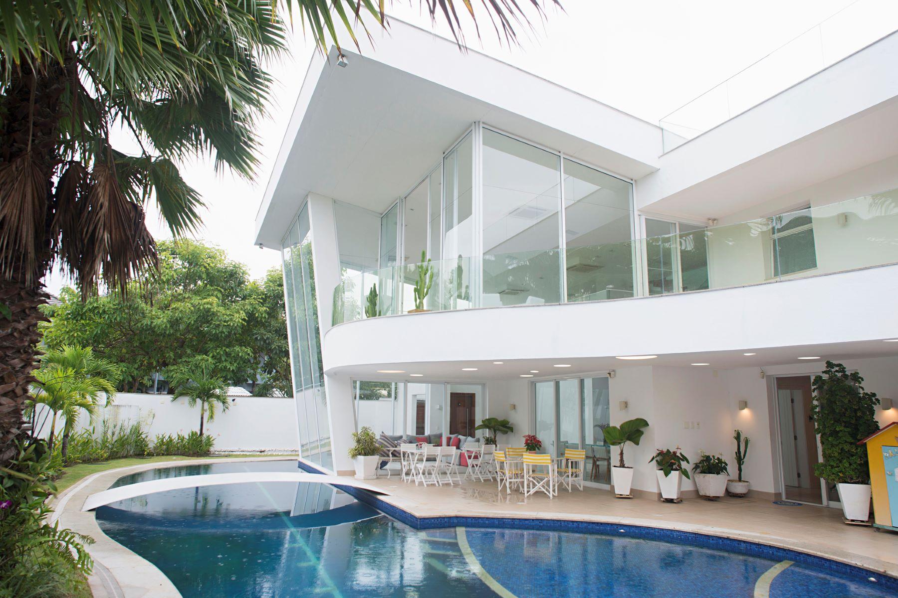 Maison unifamiliale pour l Vente à White House Rua Rachel de Queiroz Rio De Janeiro, Rio De Janeiro, 22793100 Brésil