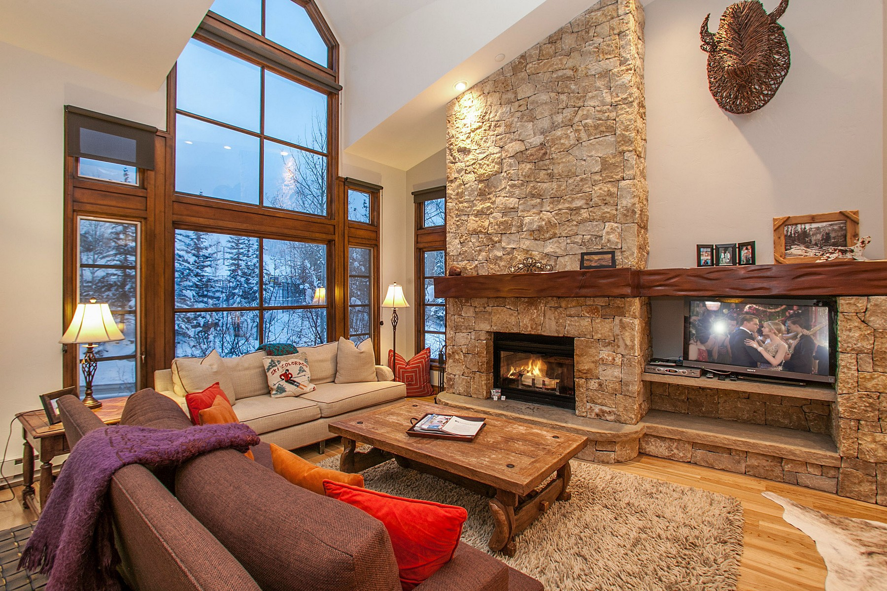 Townhouse for Active at Meadows P-3 355 Offerson Rd, P-3 Beaver Creek, Colorado 81620 United States