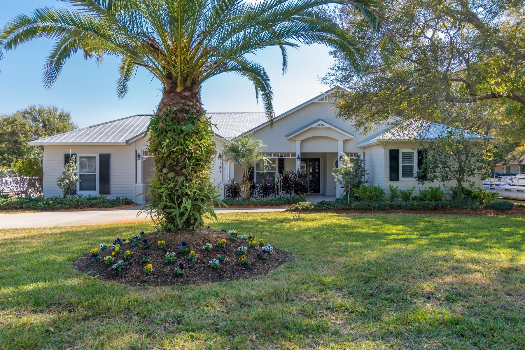 Einfamilienhaus für Verkauf beim 185 City Point Road Cocoa, Florida, 32926 Vereinigte Staaten
