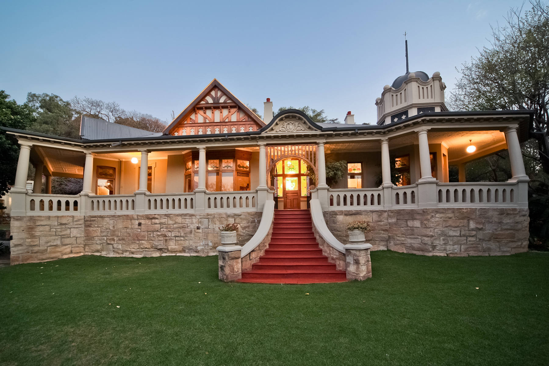 "Single Family Home for Sale at Circa 1906 ""Terrace Villa"" - Victoria Eclecticism Johannesburg, Gauteng, 2193 South Africa"