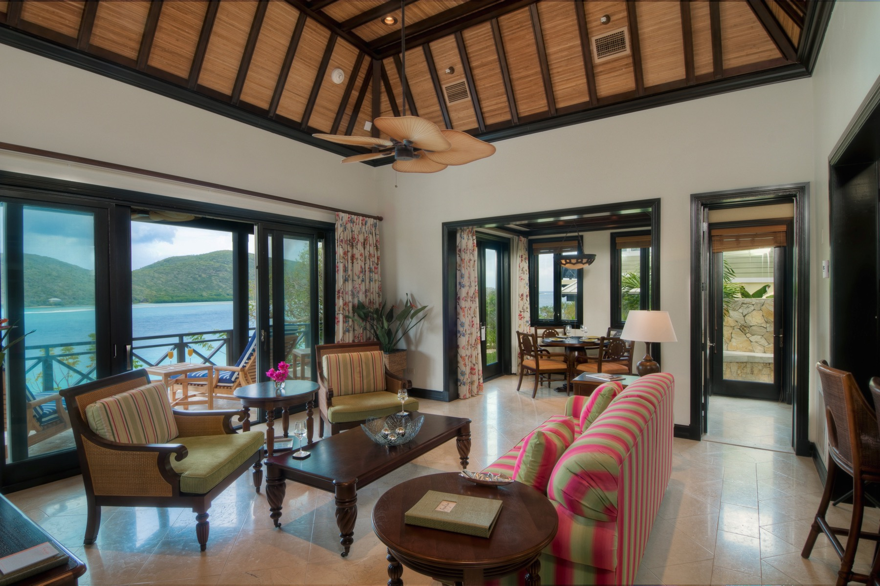 واحد منزل الأسرة للـ Sale في Ocean View Villa - Scrub Island Development Little Scrub, Scrub Island British Virgin Islands