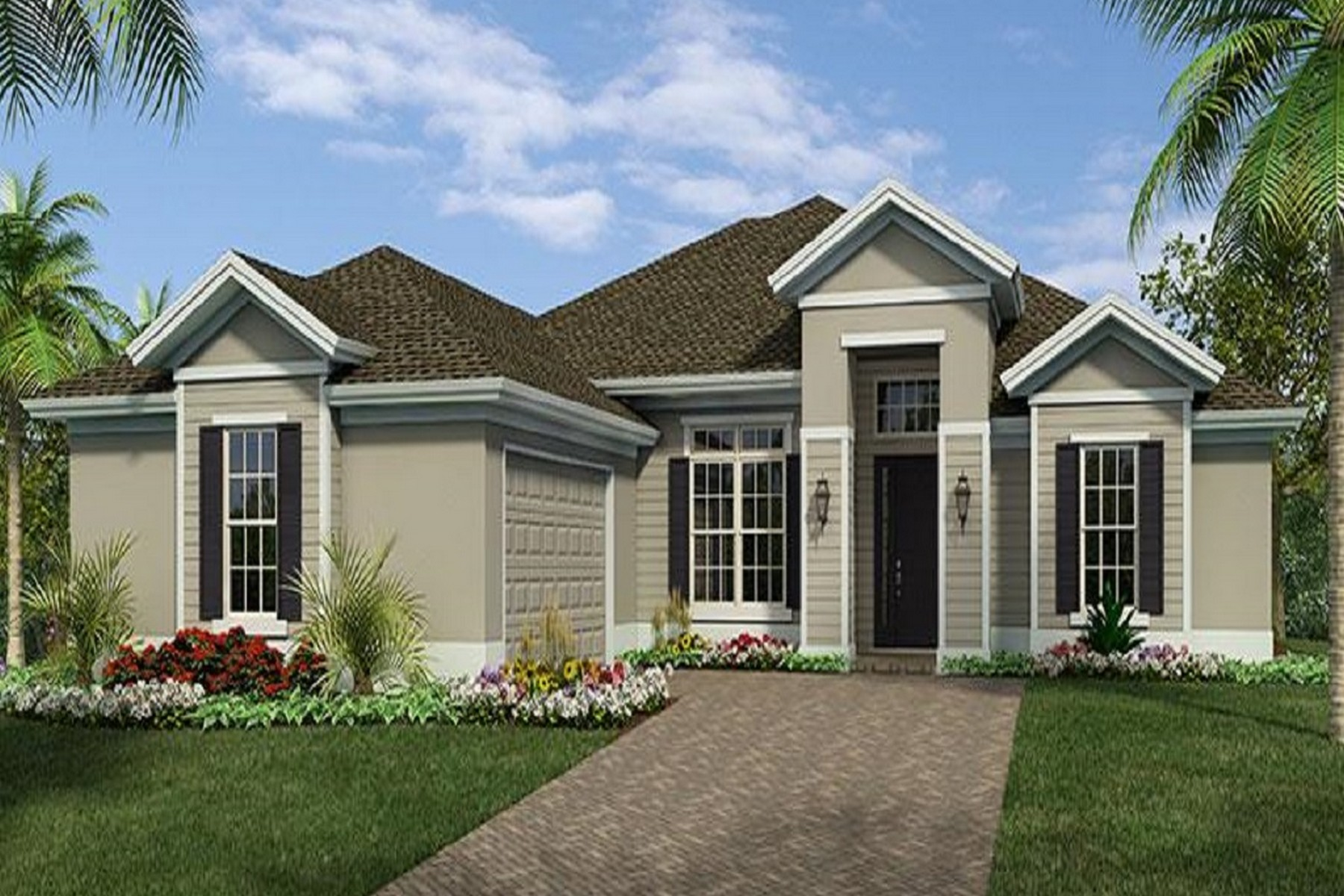 Maison unifamiliale pour l Vente à Ready February 2017 6963 Hartney Way Port St. Lucie, Florida, 34983 États-Unis