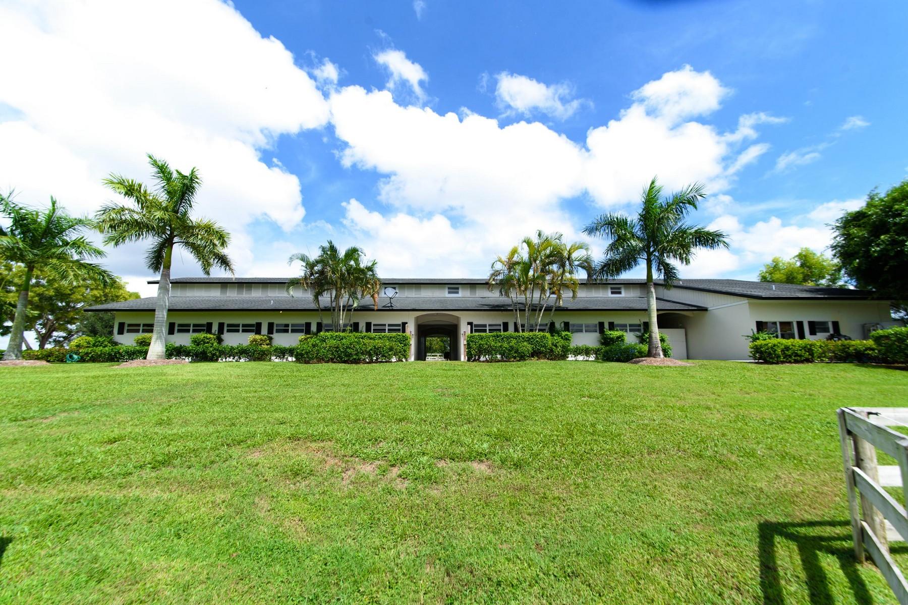 Villa per Vendita alle ore 14390 Palm Beach Point Blvd Palm Beach Point East, Wellington, Florida, 33414 Stati Uniti