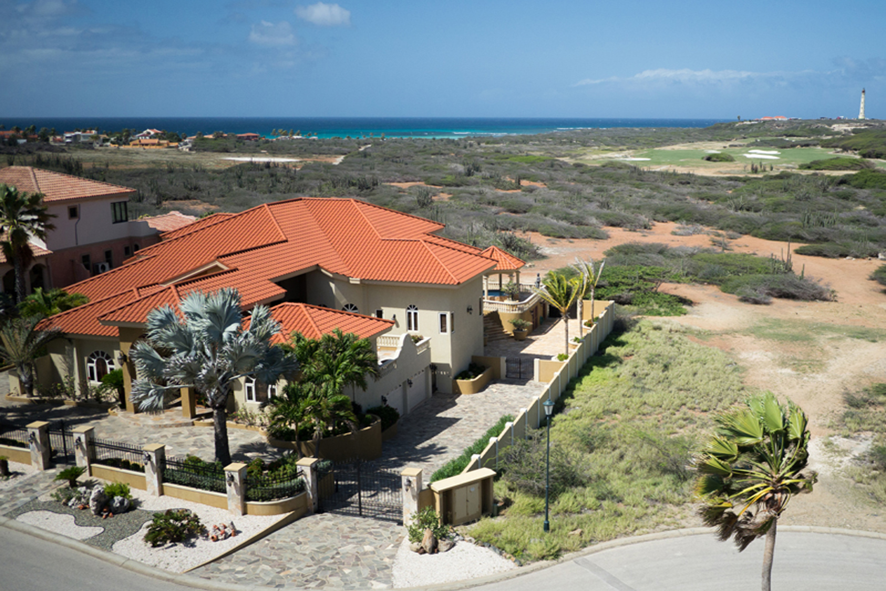 Single Family Home for Sale at La Colina 15 Malmok, Aruba