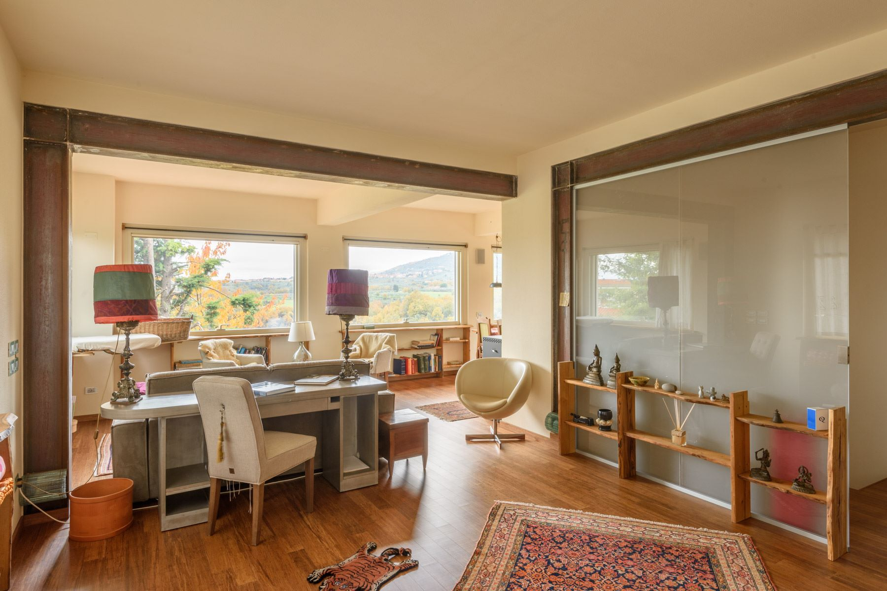 Additional photo for property listing at Marvelous small villa eco-sustainable in the heart of Tuscan countryside Via Venezia Other Arezzo, Arezzo 52026 Italien
