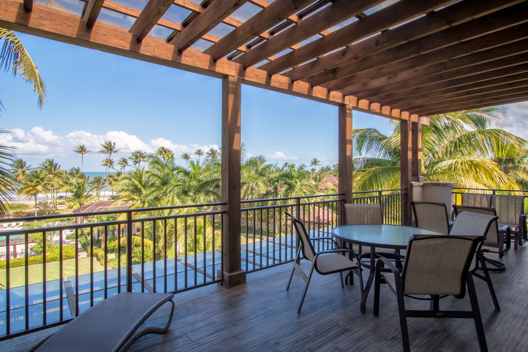 Additional photo for property listing at Beachfront Penthouse at Bahia Beach 417 Las Ventanas II at St. Regis, State Road 187 Km 4.2 Bahia Beach, Puerto Rico 00745 Puerto Rico