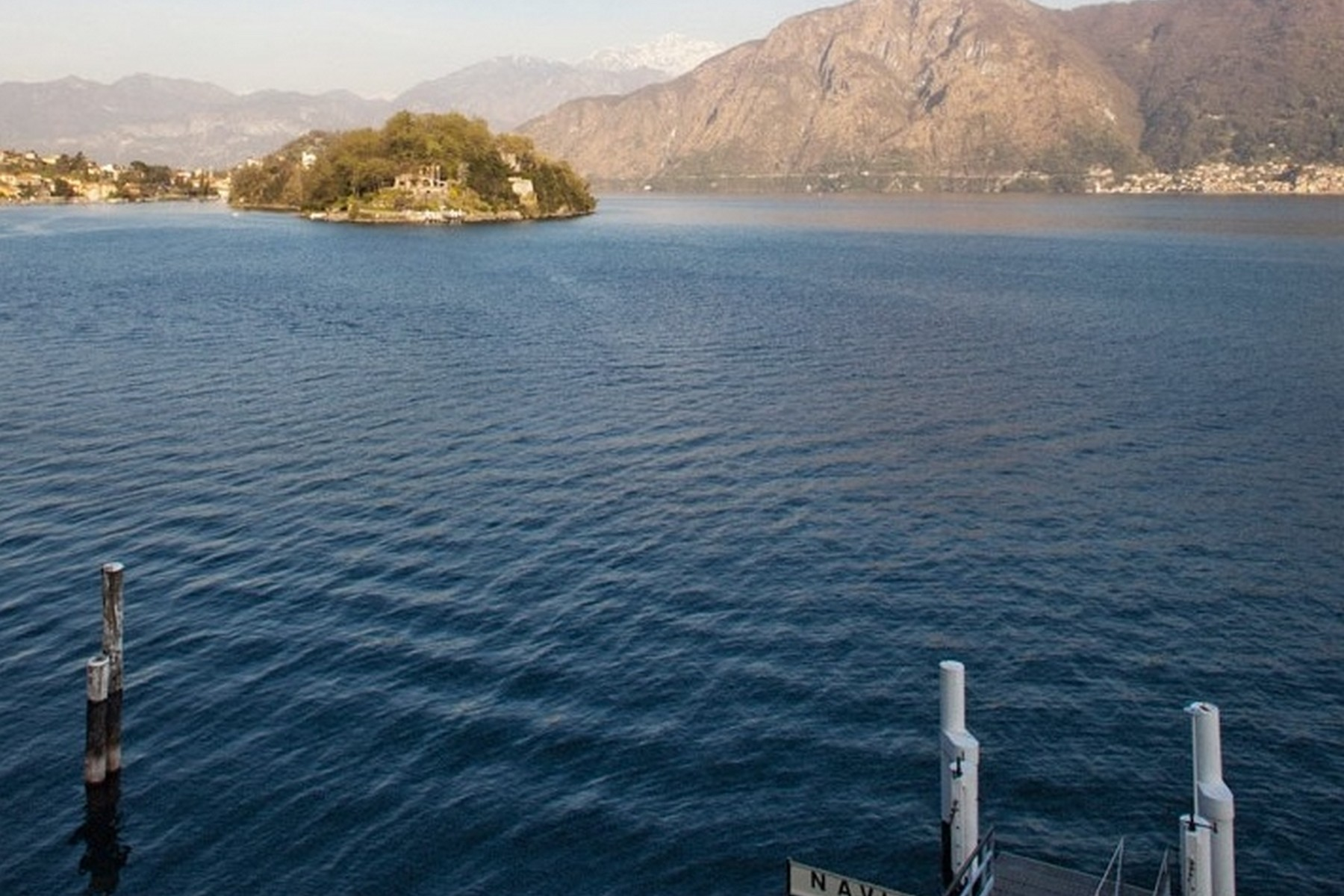 Additional photo for property listing at Charming relais in front of the Comacina Island Sala Comacina Como, Como 22010 Italia