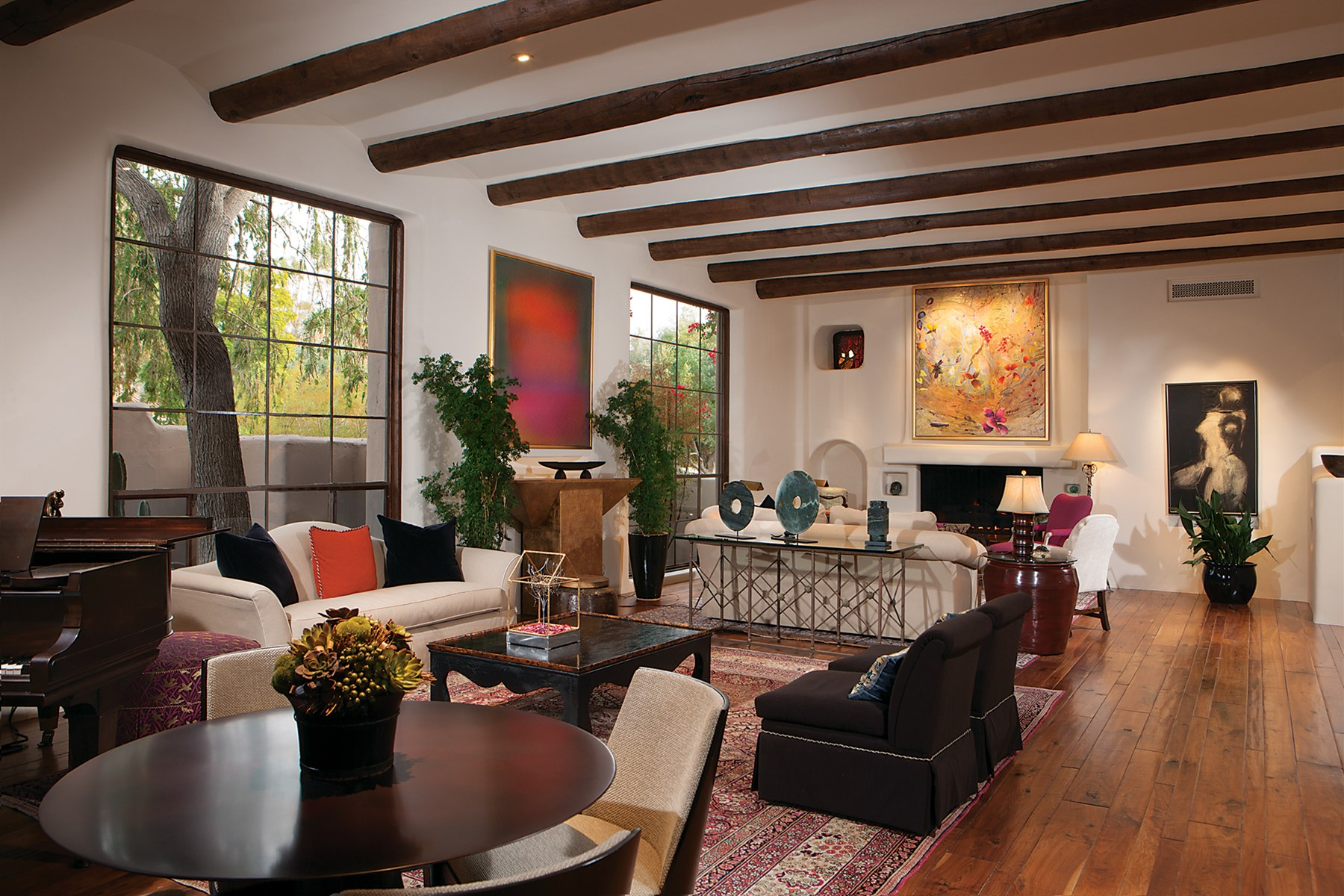 獨棟家庭住宅 為 出售 在 Absolutely stunning home in the heart of guard gated Finisterre 6228 N 61st Pl Paradise Valley, 亞利桑那州, 85253 美國