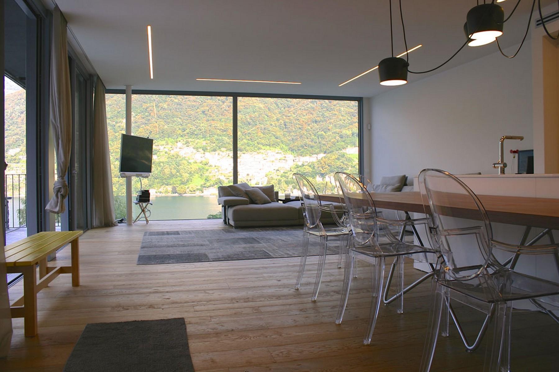 Additional photo for property listing at Prestigious newly built apartment Laglio Laglio, Como 22010 Italia