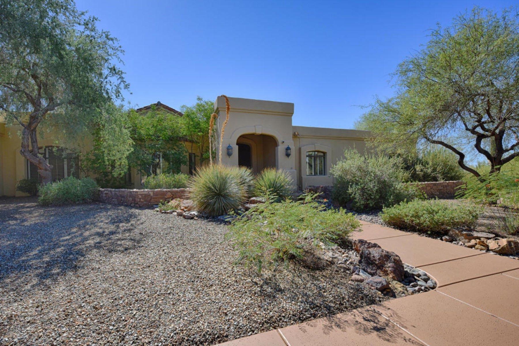 Villa per Vendita alle ore Lovely Scottsdale home in Pinnacle Peak 9725 E Sands Dr Scottsdale, Arizona, 85255 Stati Uniti