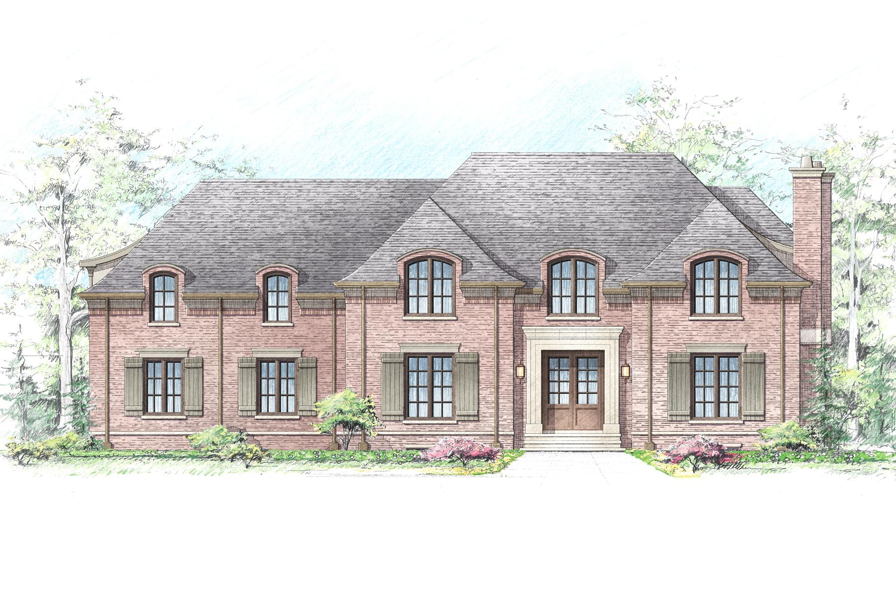 独户住宅 为 销售 在 Birmingham 1298 Brookwood 伯明翰, 密歇根州, 48009 美国