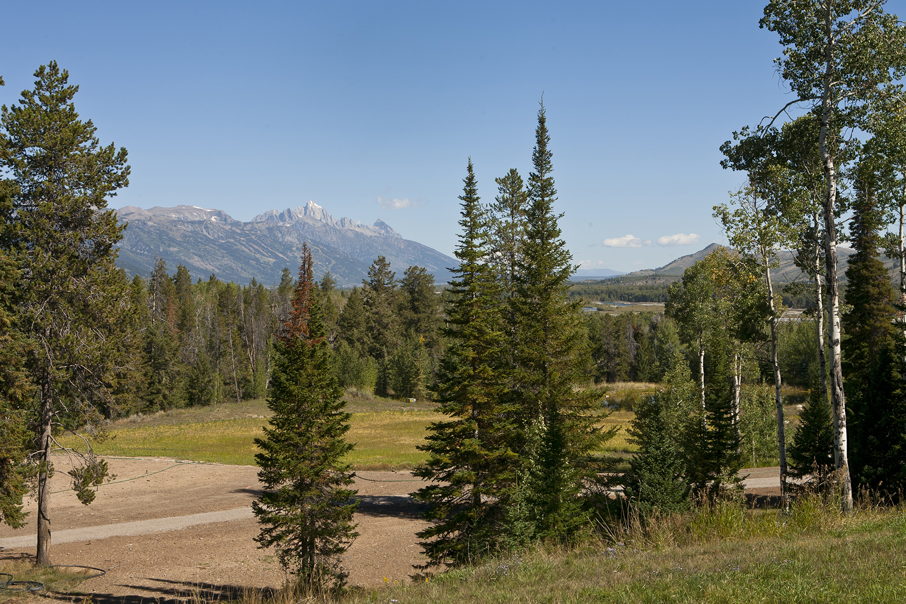 أراضي للـ Sale في Privacy in Riverview Ranch 5205 W Eagle Rd, Wilson, Wyoming, 83014 Jackson Hole, United States