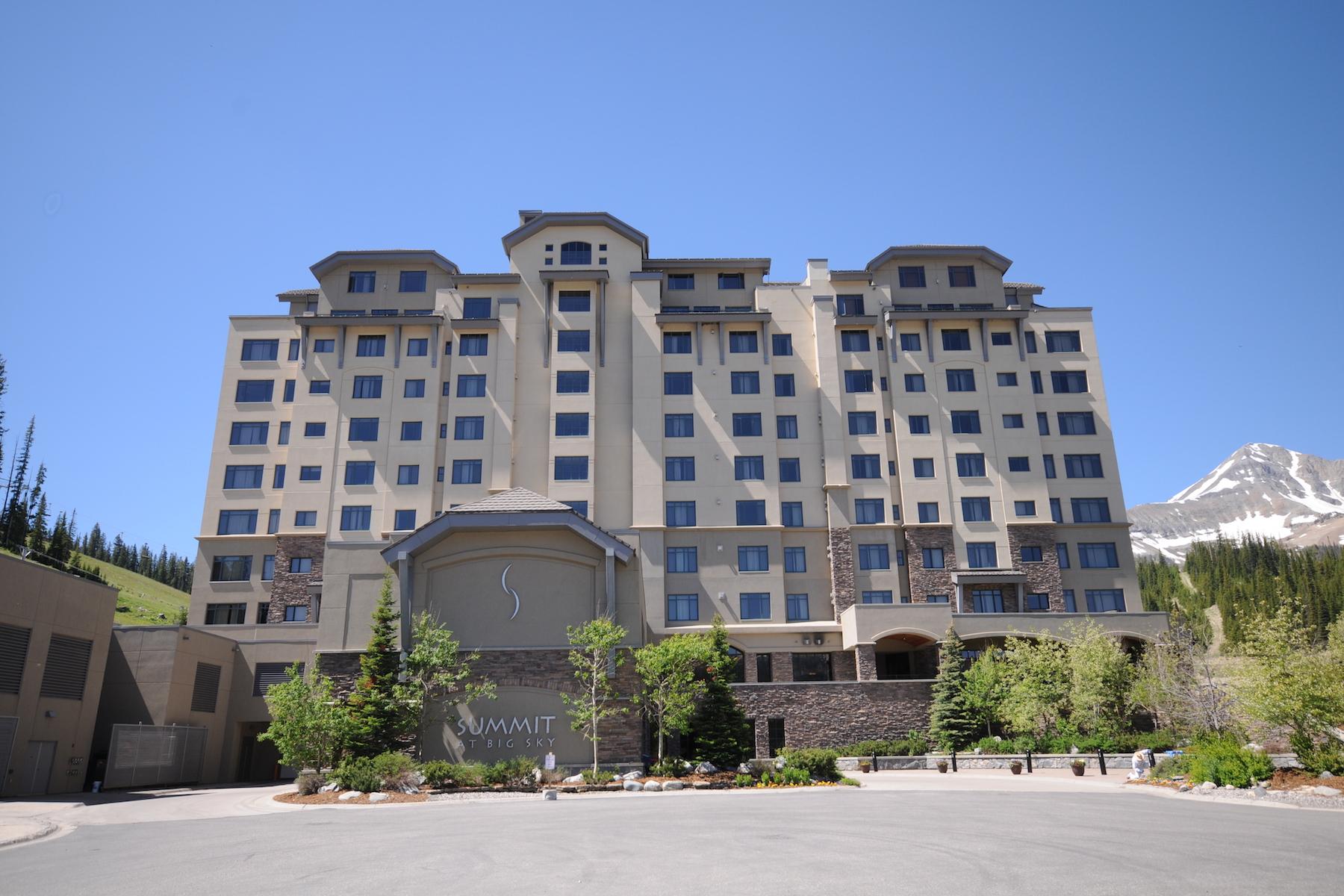 共管物業 為 出售 在 Summit Hotel Condo 60 Big Sky Resort, Summit 10309 Big Sky, 蒙大拿州, 59716 美國