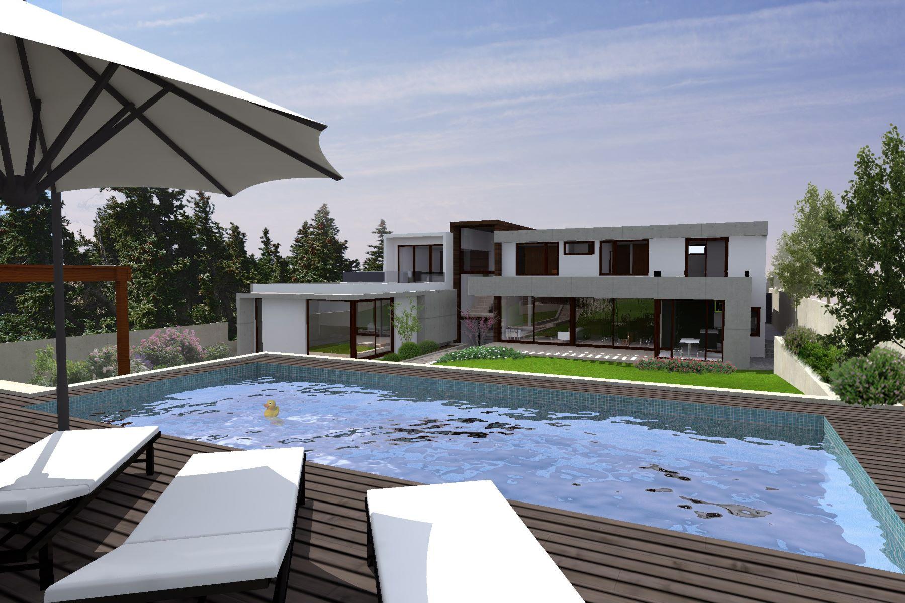 Casa para uma família para Venda às Inviting Brand New Modern House Santiago, Santiago, Chile