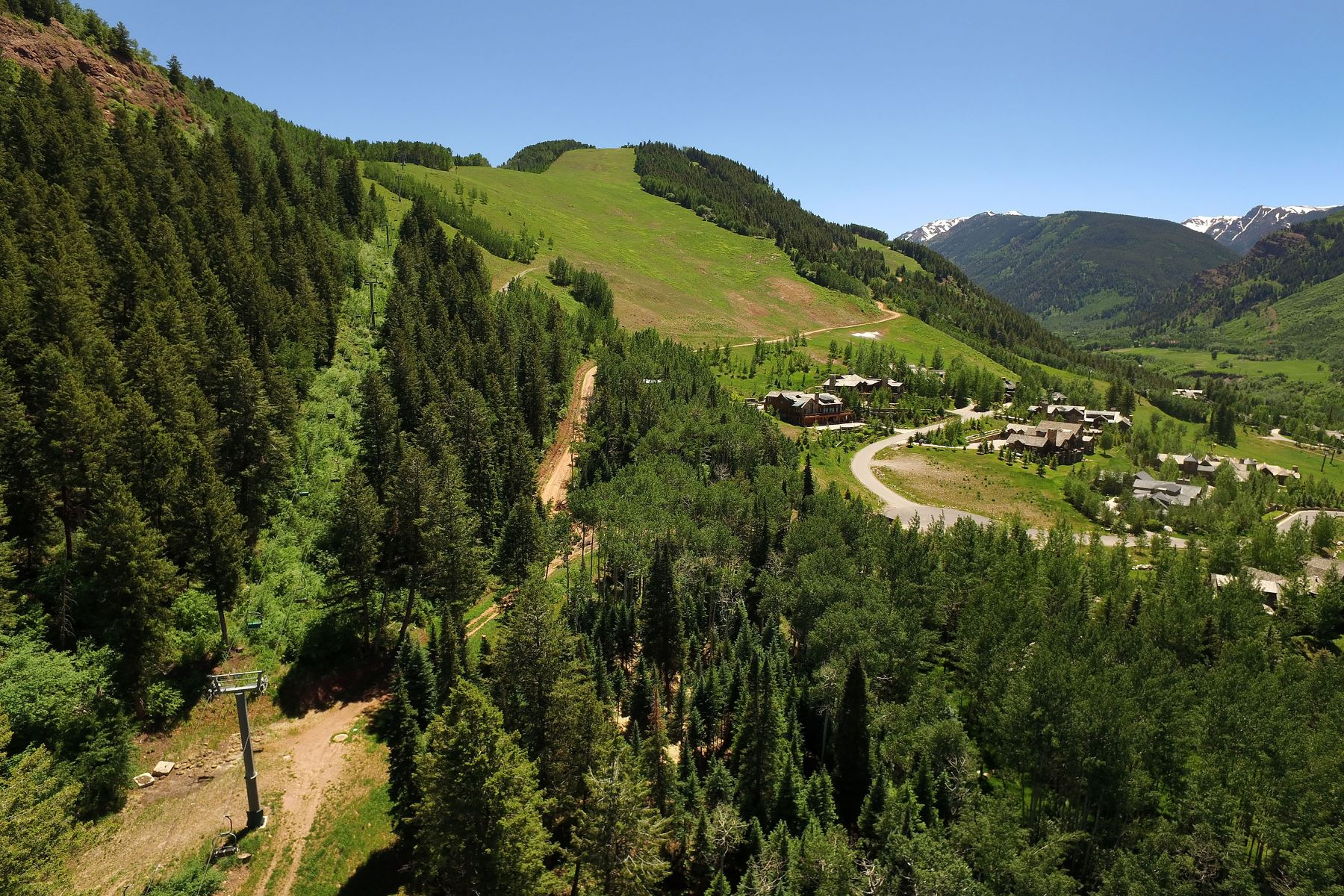 Terreno per Vendita alle ore Private Ski-In/Ski-Out Estate Property in Aspen Highlands TBD Thunderbowl Lane Aspen, Colorado, 81611 Stati Uniti