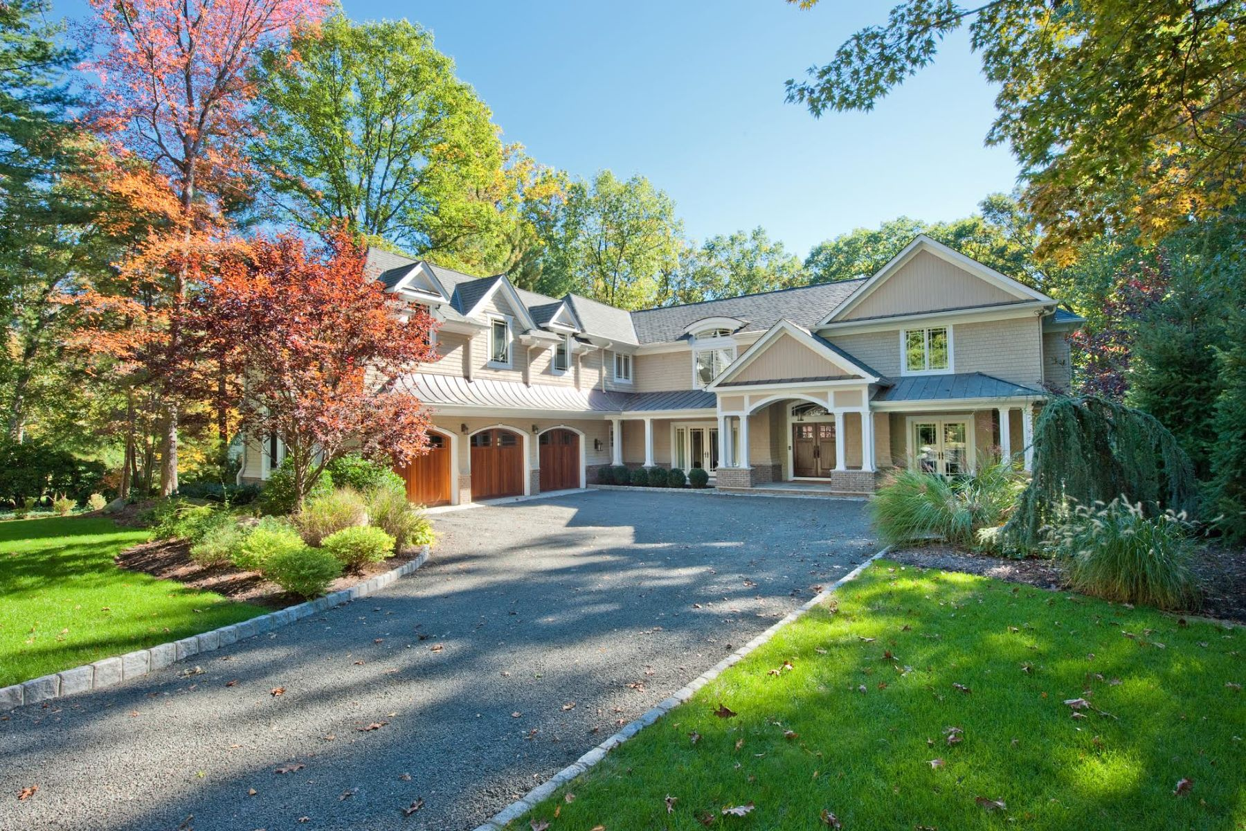 Single Family Home for Sale at Elegance 96 Dimmig Road Upper Saddle River, 07458 United States