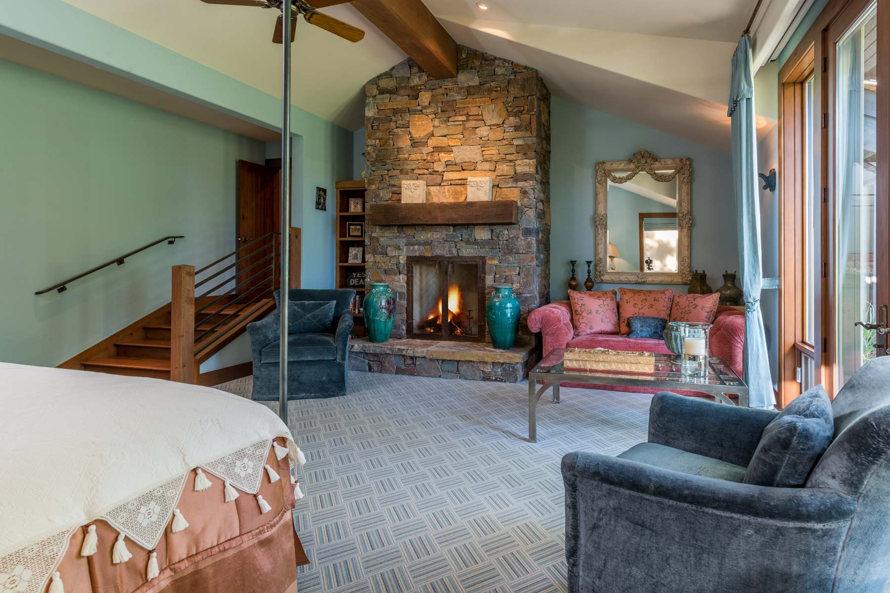 Additional photo for property listing at Private Setting in North Gimlet 309 Madison Ave Ketchum, Idaho 83340 États-Unis