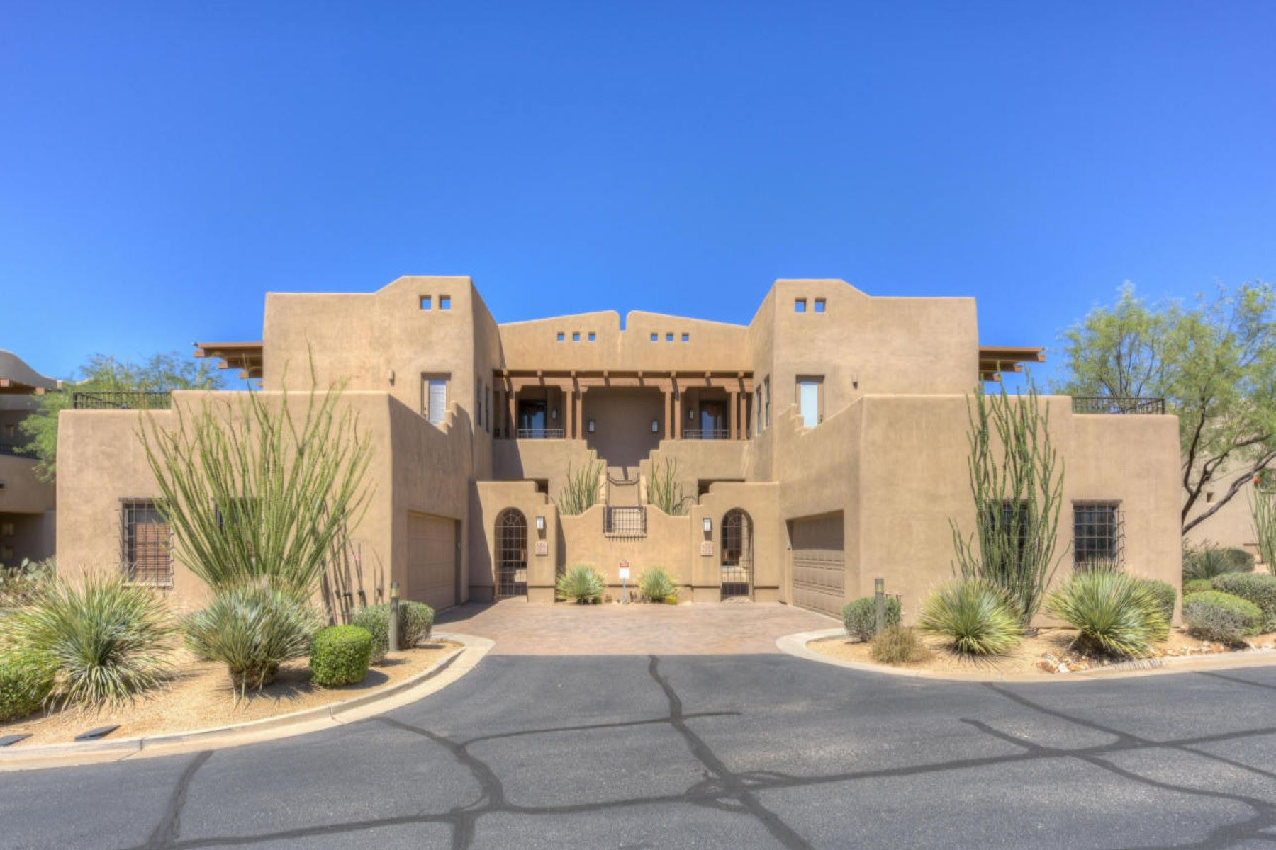 Townhouse for Sale at Natural beauty in the impeccably planned community of the Village at Carefree 36601 N Mule Train Rd N A37 Carefree, Arizona, 85377 United States