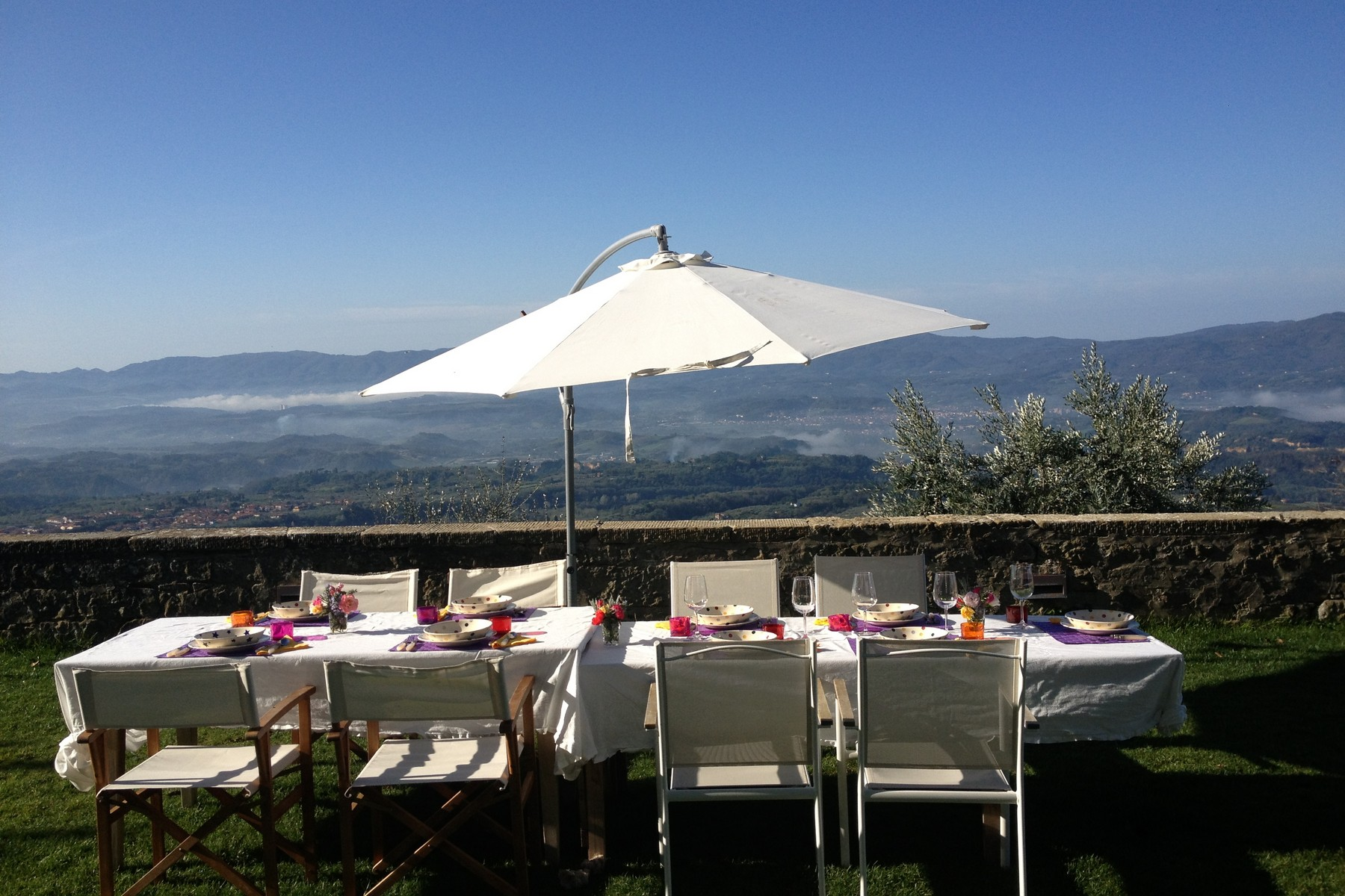 Additional photo for property listing at Design villa in the Tuscan countryside Pian di Sco Arezzo, Arezzo 52026 Italien