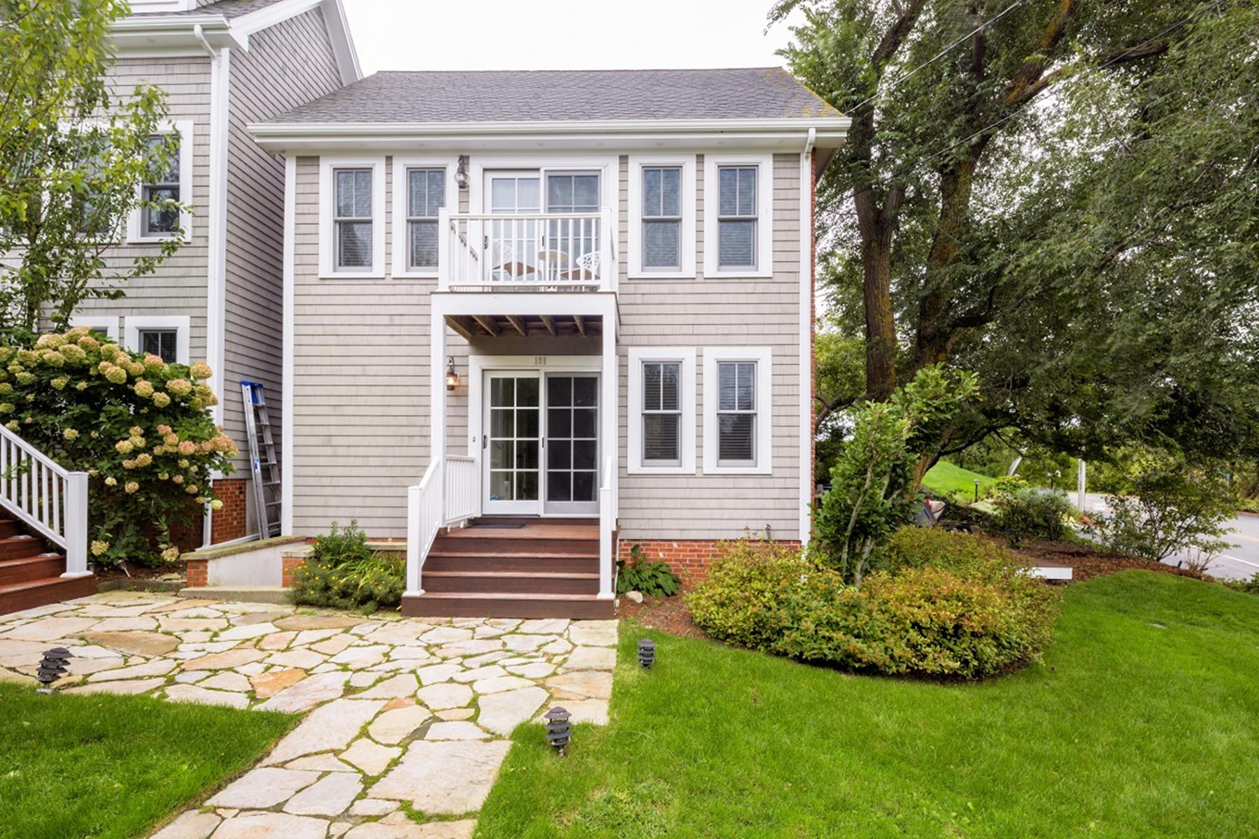 Condominium for Sale at The Dunes 125 Bradford Street Ext., Unit 101 Provincetown, Massachusetts, 02657 United States
