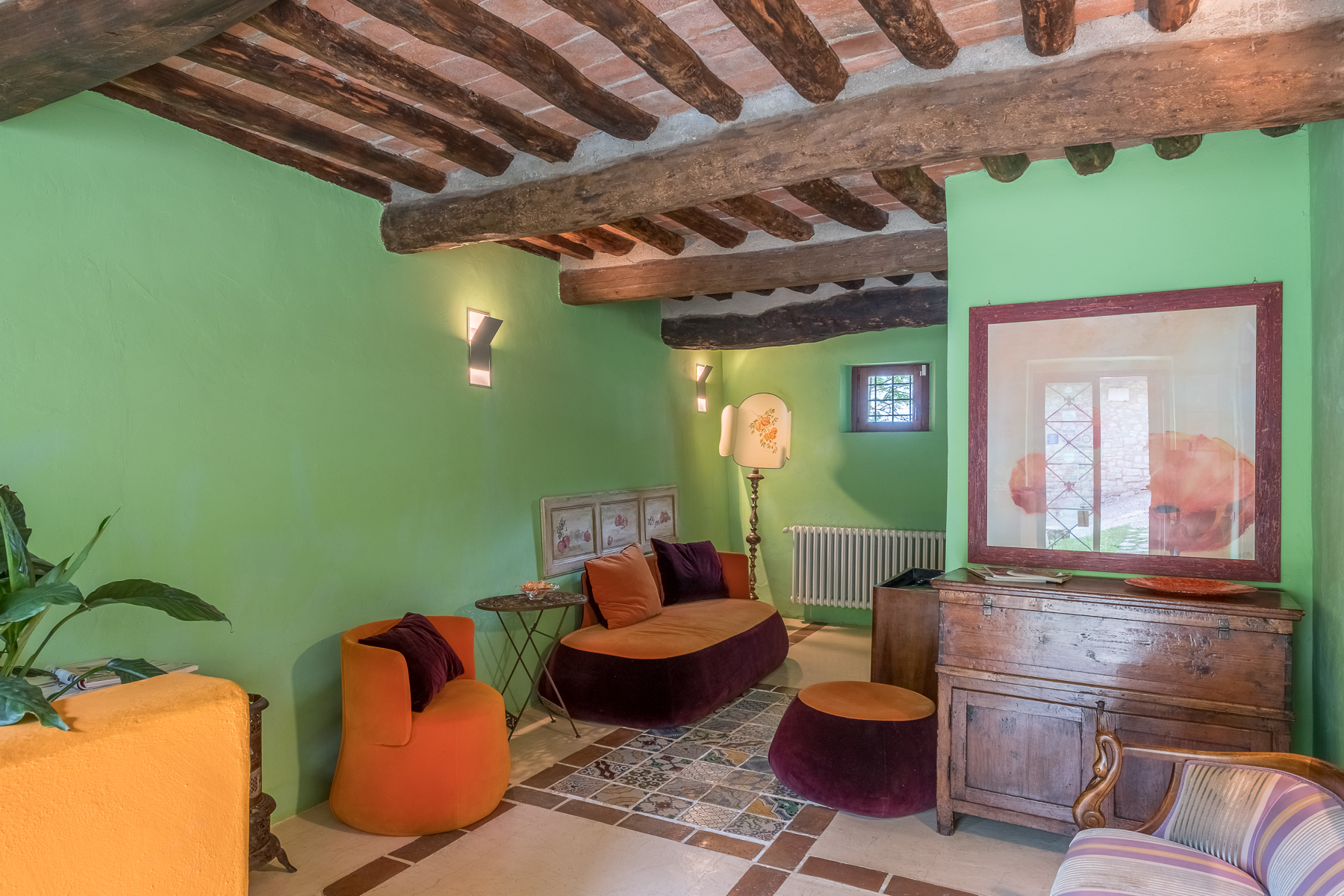 Additional photo for property listing at Antique convent on the hills of Florence via Gramsci Firenze, Florence 50019 Italien
