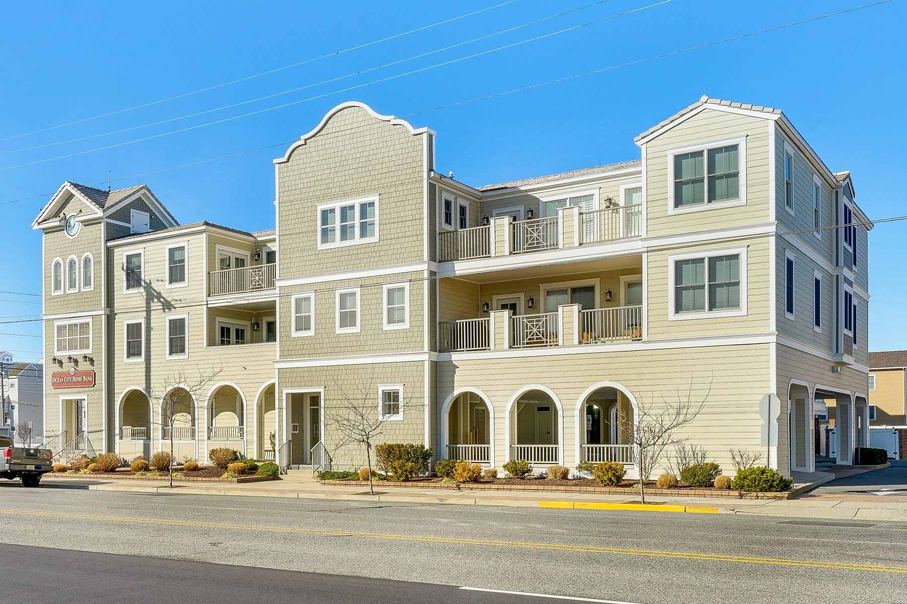 Condominium for Sale at 9219 Atlantic Unit 1 Margate, New Jersey 08402 United States
