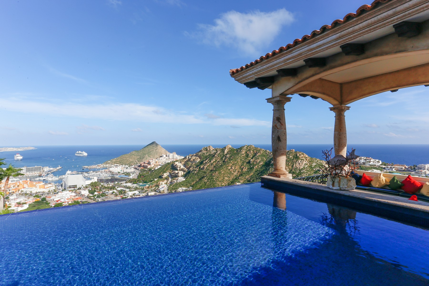 Single Family Home for Rent at Villa Estrella Cabo San Lucas, Baja California Sur, Mexico