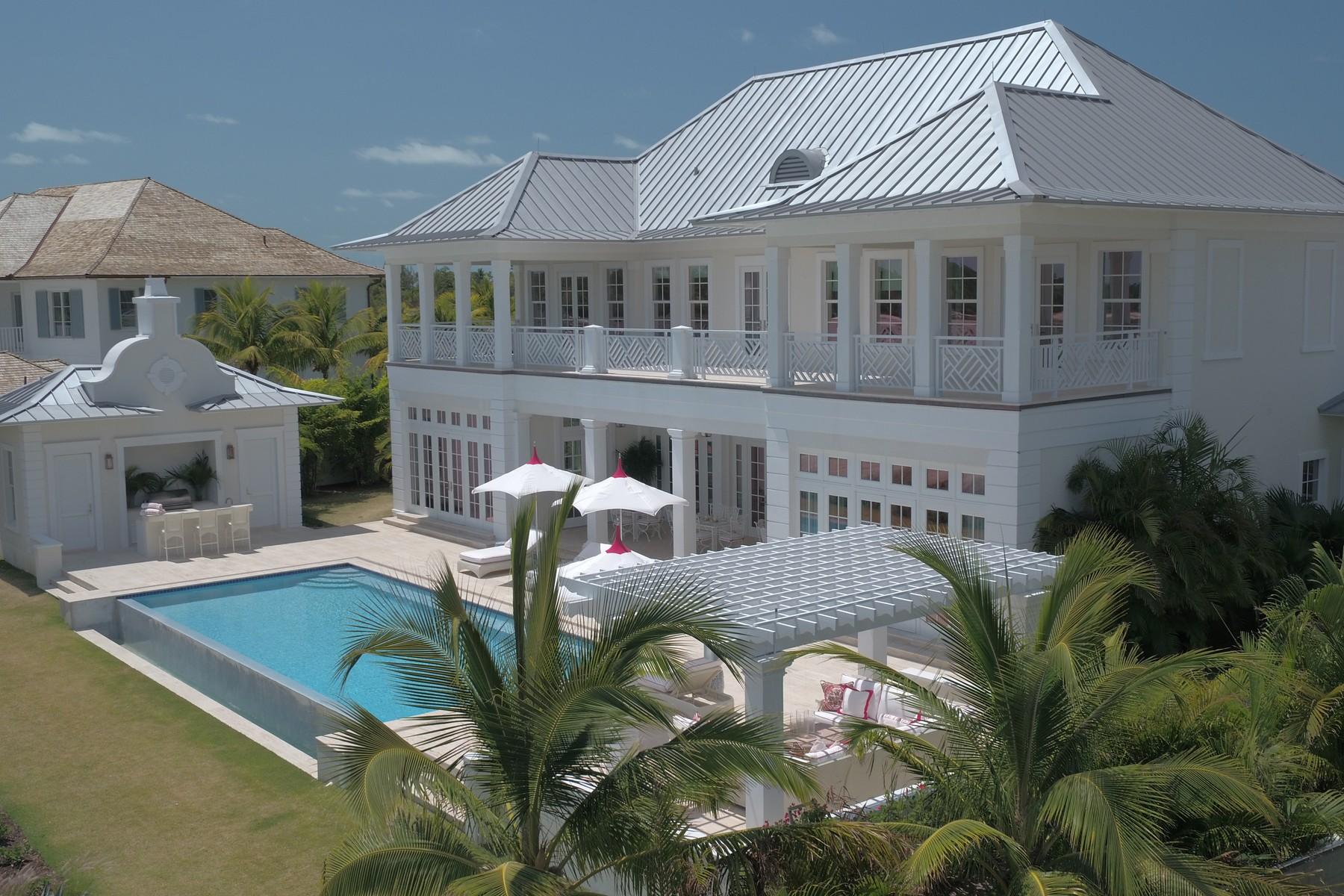 Vivienda unifamiliar por un Venta en Tee Time Albany, South Ocean, Nueva Providencia / Nassau Bahamas