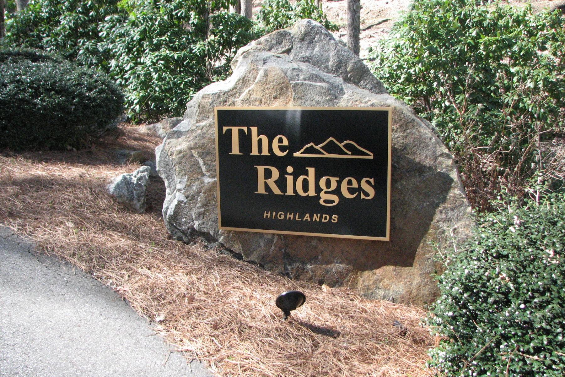 土地 为 销售 在 The Ridges of Highlands Lot 12 Historic Highlands Drive Highlands, 北卡罗来纳州, 28741 美国