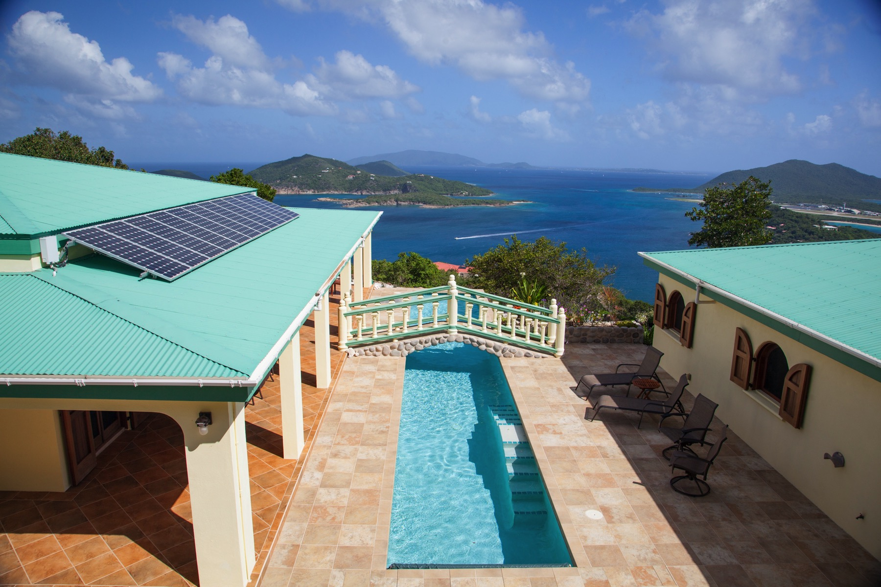 Single Family Home for Sale at Hawk's Nest Hawks Nest, Tortola British Virgin Islands