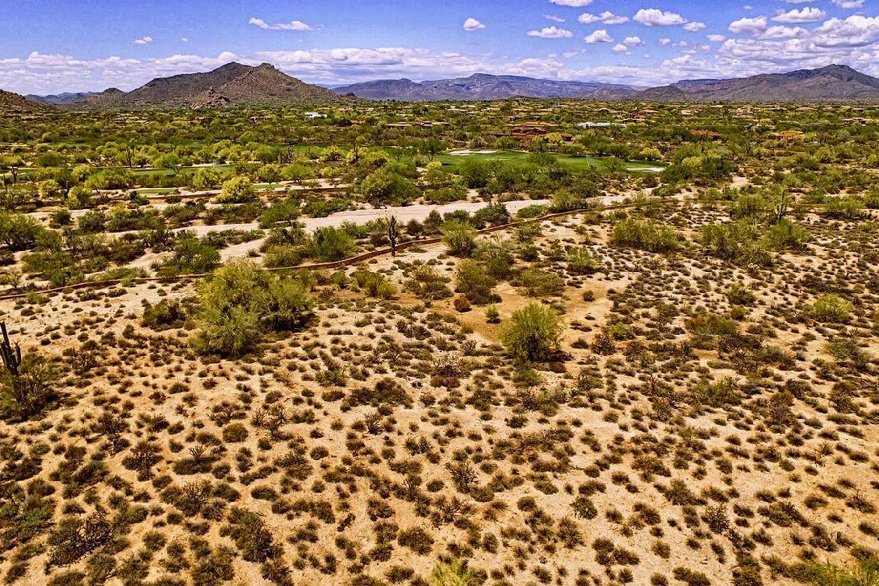 土地 のために 売買 アット Best priced golf course lot in the community 8464 E Whisper Rock Trl #107 Scottsdale, アリゾナ, 85266 アメリカ合衆国
