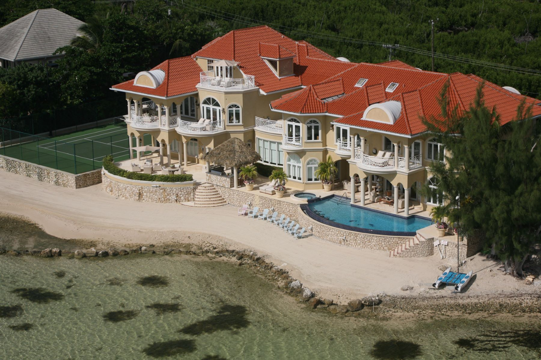 Single Family Home for Sale at Casa Coyaba, Casa Coyaba 222 Prospect Point Rd South Sound, KY1 Cayman Islands
