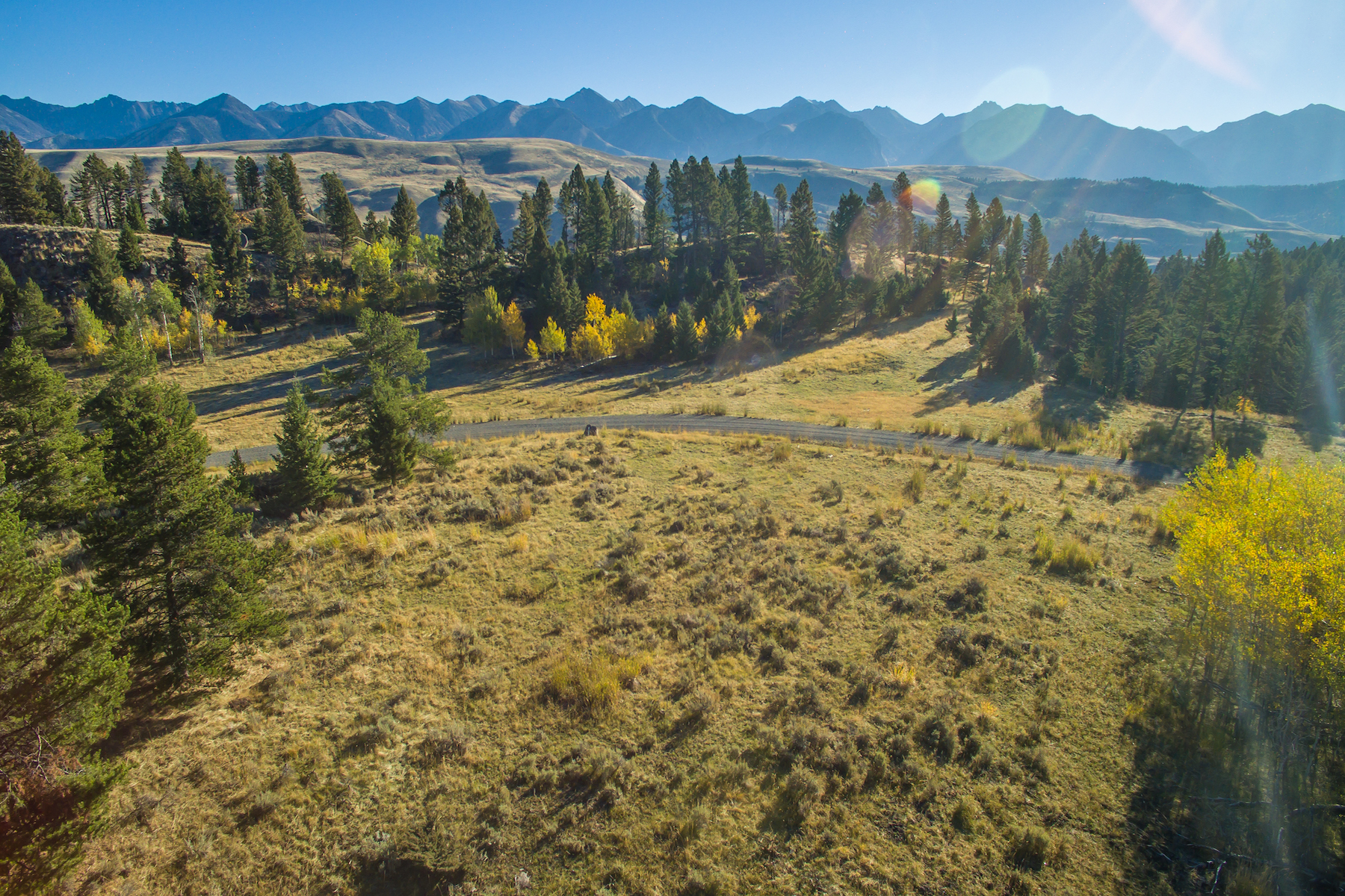 Terreno por un Venta en Sun West Ranch Homesite Elk Ridge Road, Lot 30 Cameron, Montana, 59720 Estados Unidos