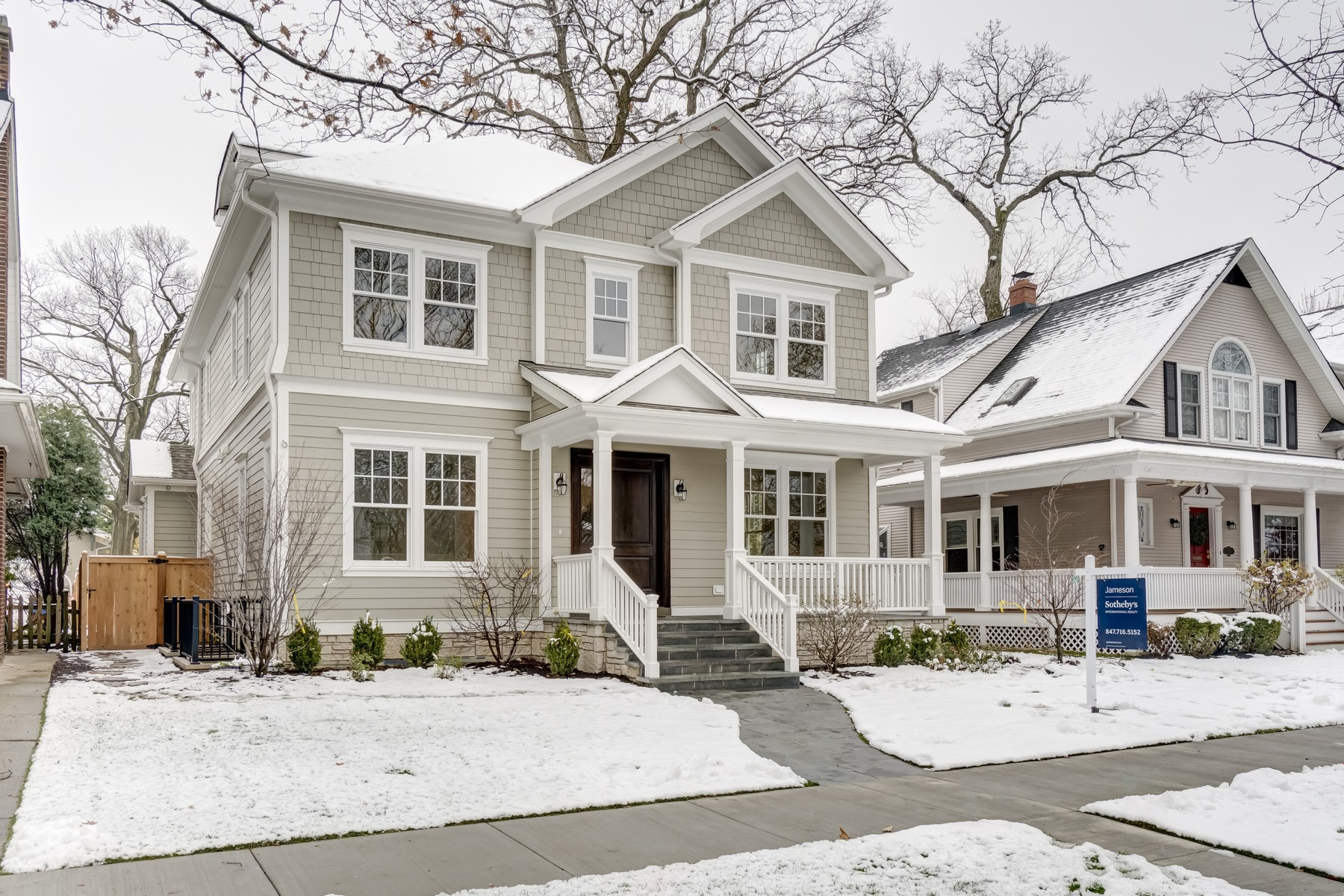 Vivienda unifamiliar por un Venta en Superb In Every Way 1009 Oakwood Avenue Wilmette, Illinois, 60091 Estados Unidos
