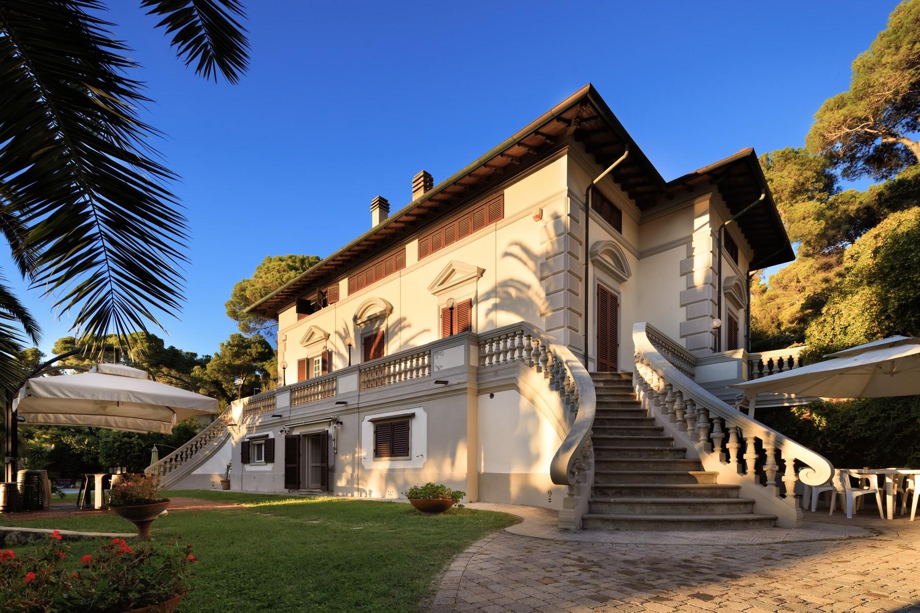 Single Family Home for Sale at Beautiful villa steps away from the sea Via Benvenuti Castiglioncello, Livorno 57016 Italy