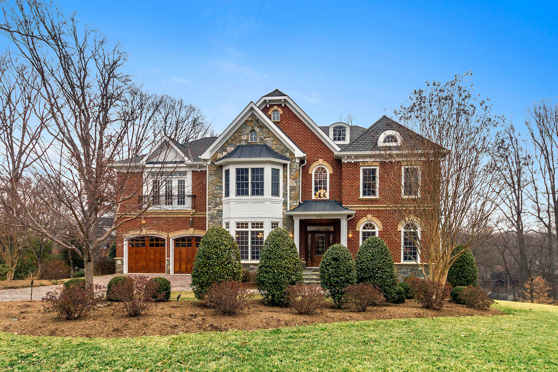 Single Family Home for Sale at Bellevue Forest 3133 Piedmont Street N Arlington, Virginia 22207 United States