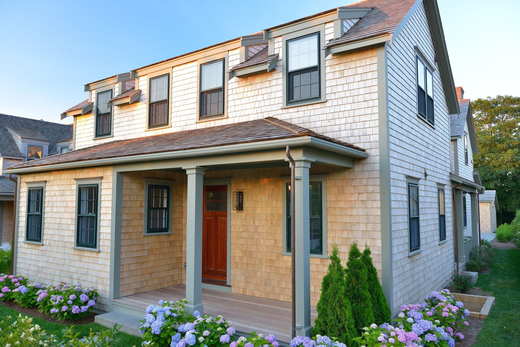 Single Family Home for Sale at Gorgeous New Construction 6.5 Winn Street Nantucket, Massachusetts, 02554 United States